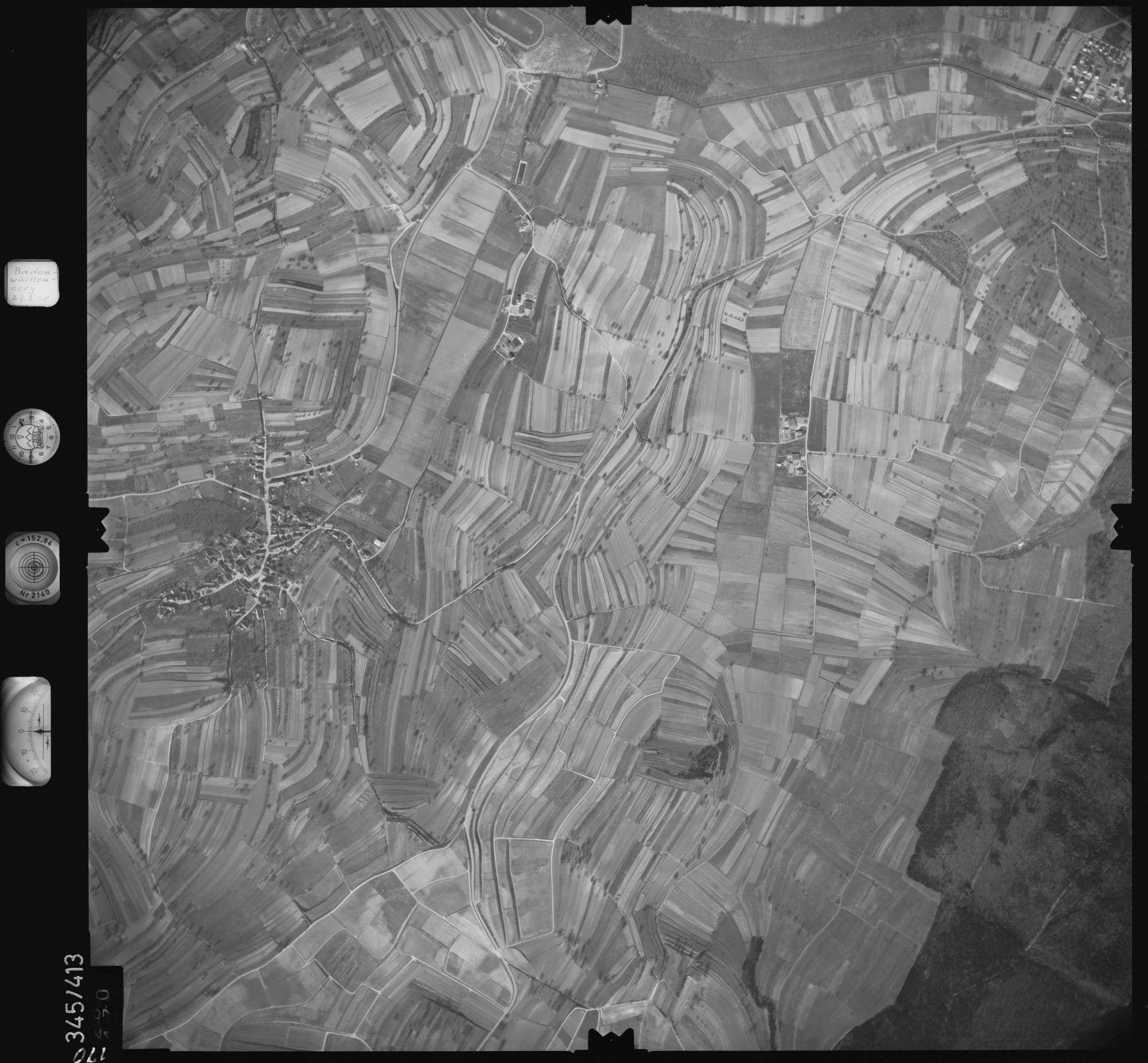 Luftbild: Film 36 Bildnr. 170, Bild 1