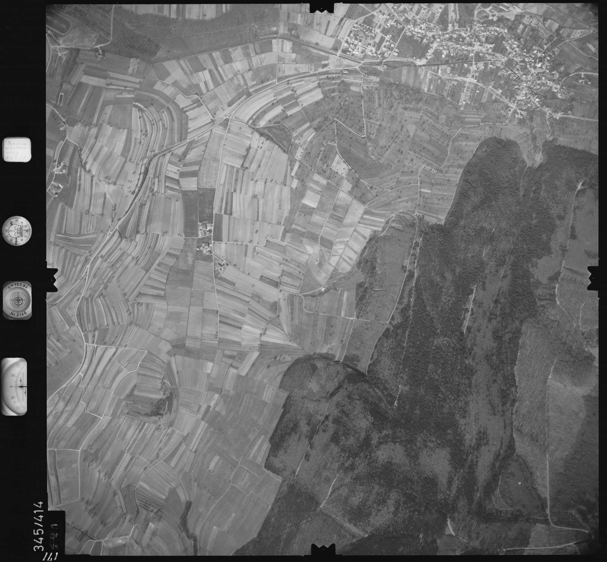 Luftbild: Film 36 Bildnr. 171, Bild 1