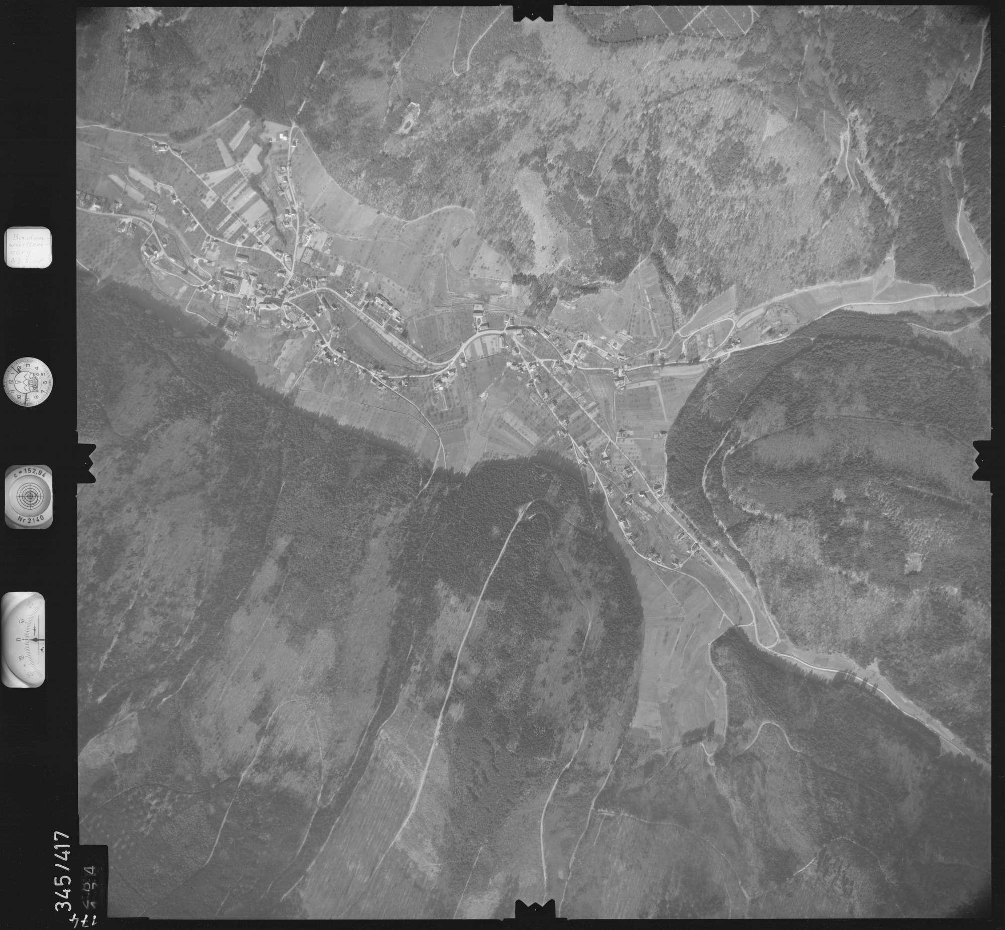 Luftbild: Film 36 Bildnr. 174, Bild 1