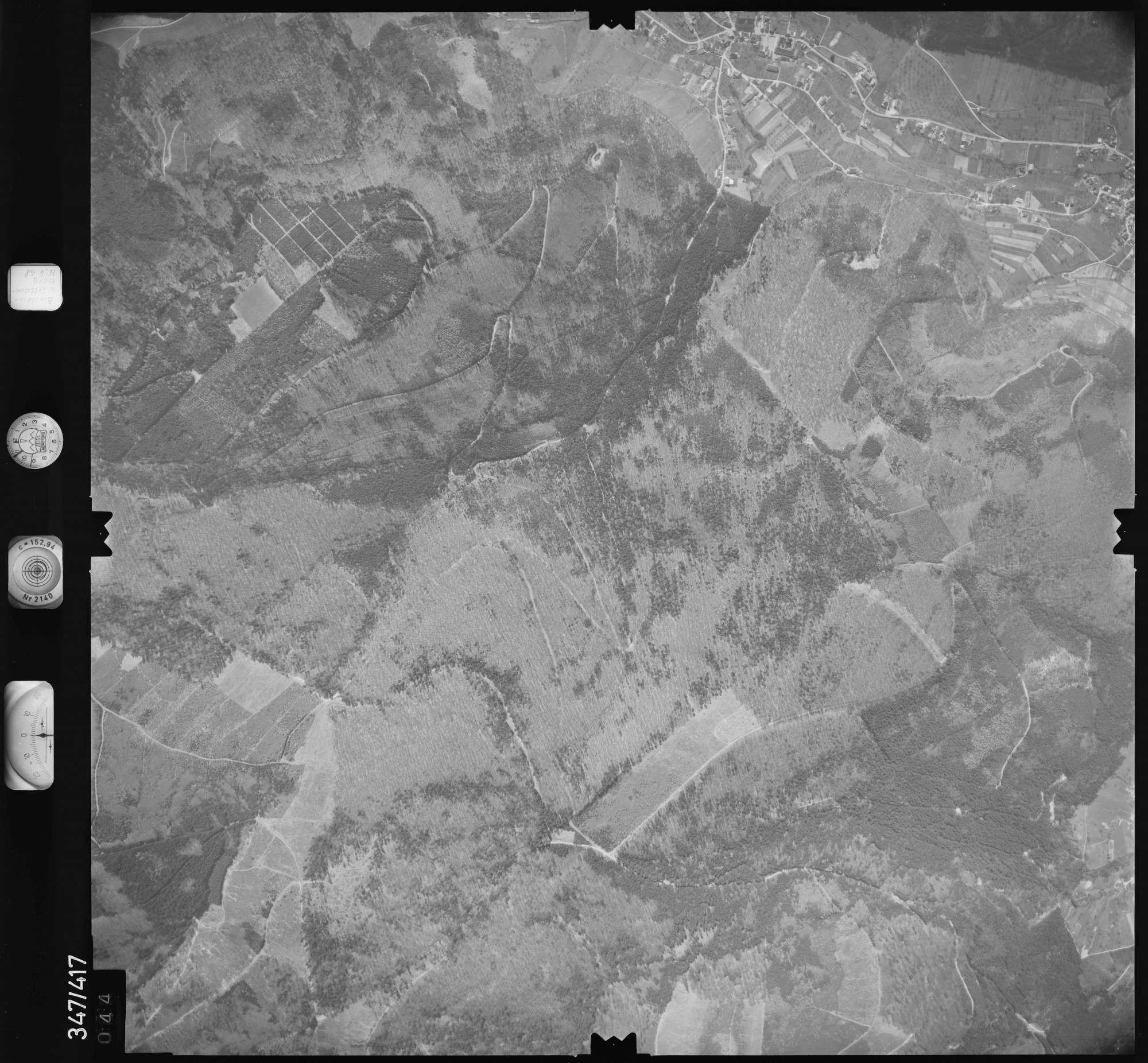 Luftbild: Film 37 Bildnr. 44, Bild 1