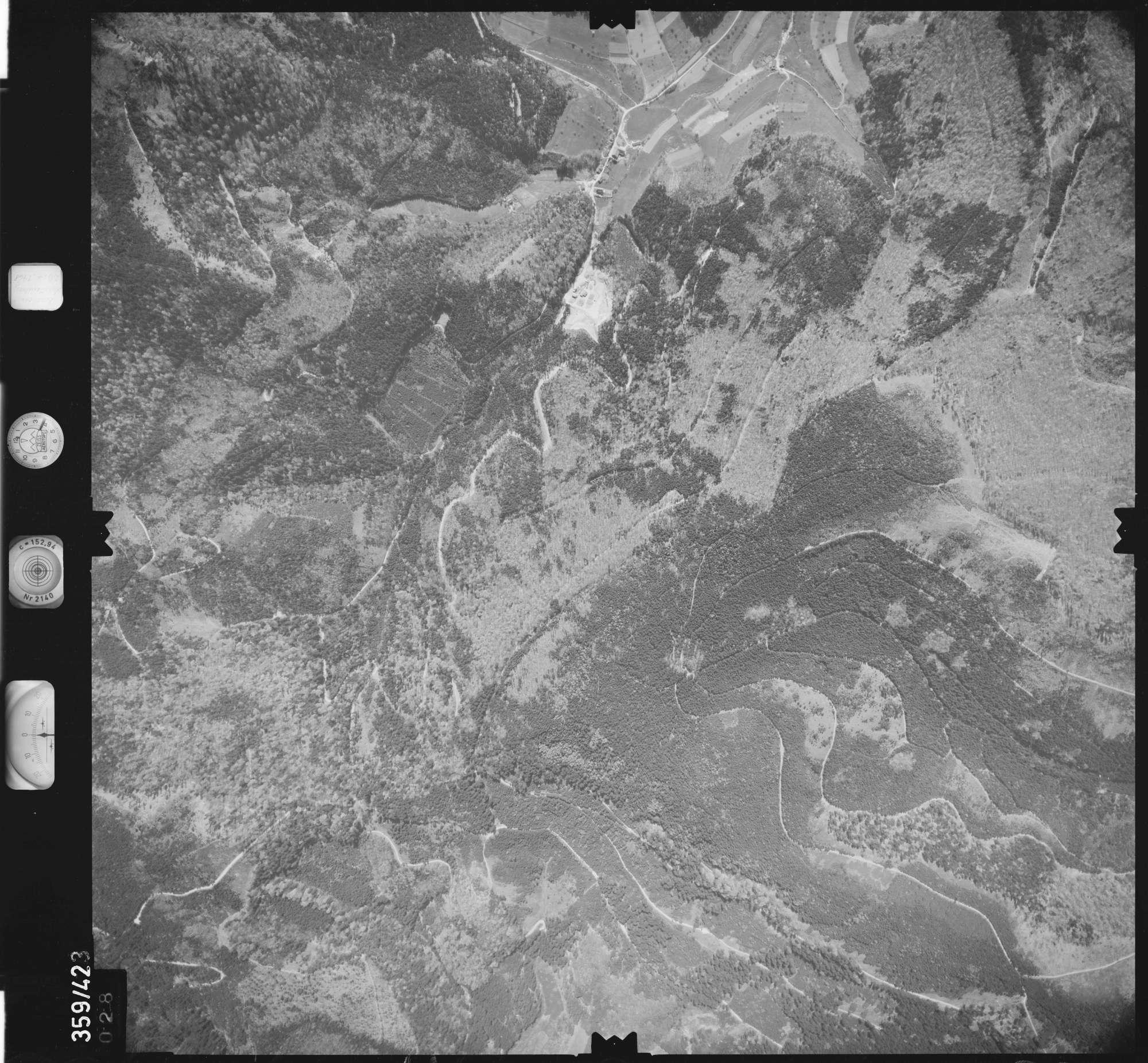 Luftbild: Film 15 Bildnr. 28, Bild 1
