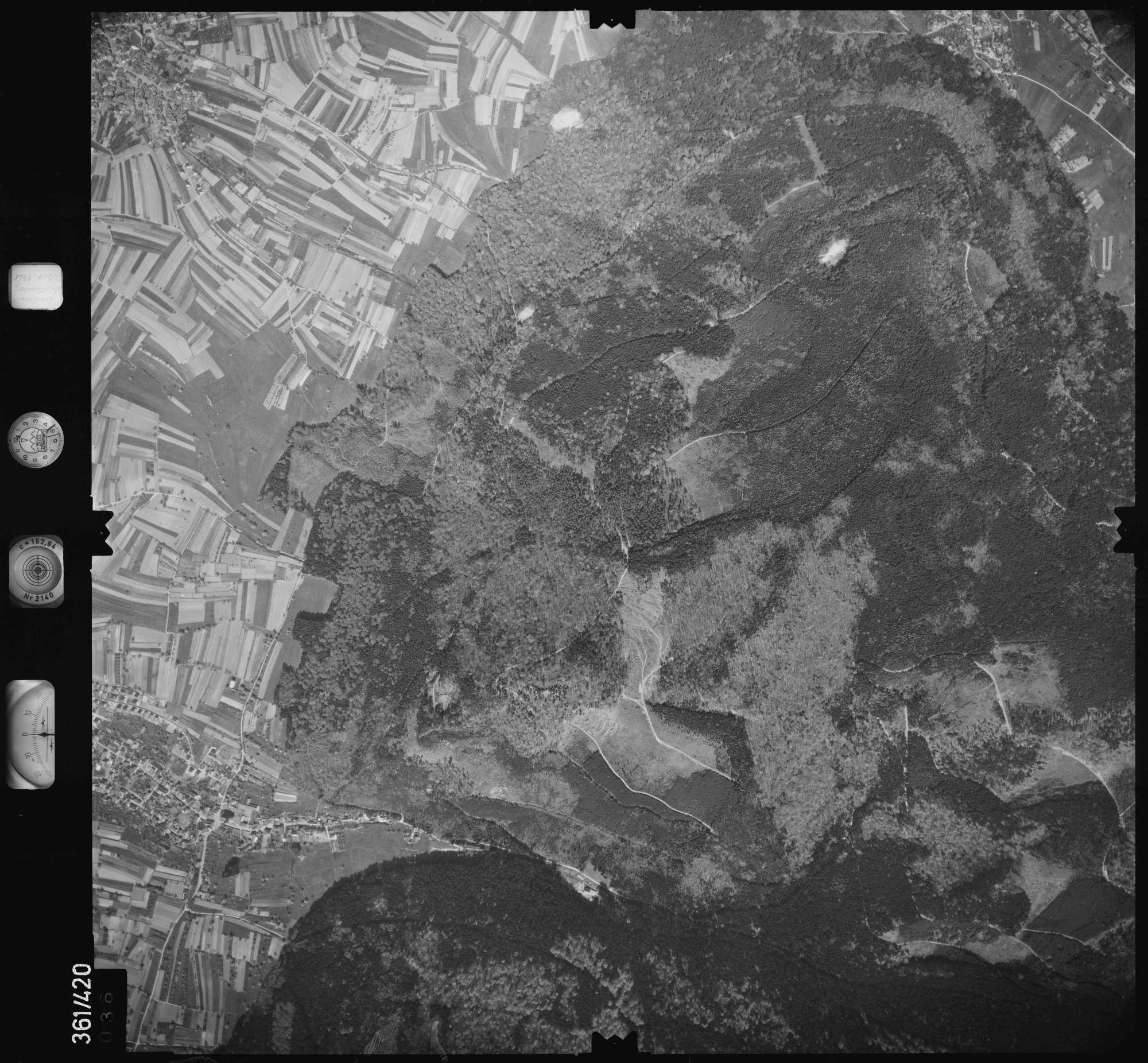 Luftbild: Film 15 Bildnr. 36, Bild 1