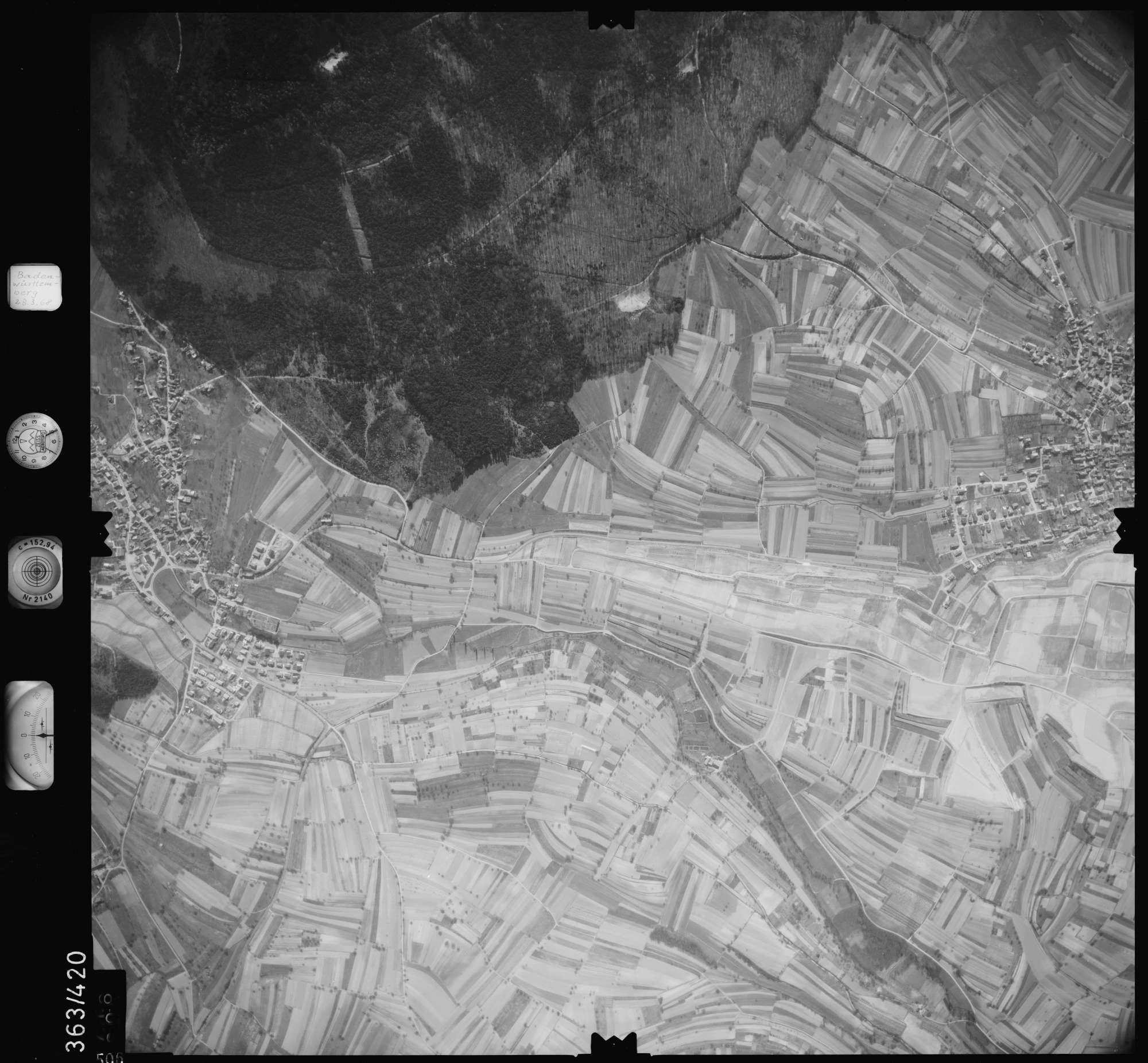 Luftbild: Film 28 Bildnr. 506, Bild 1