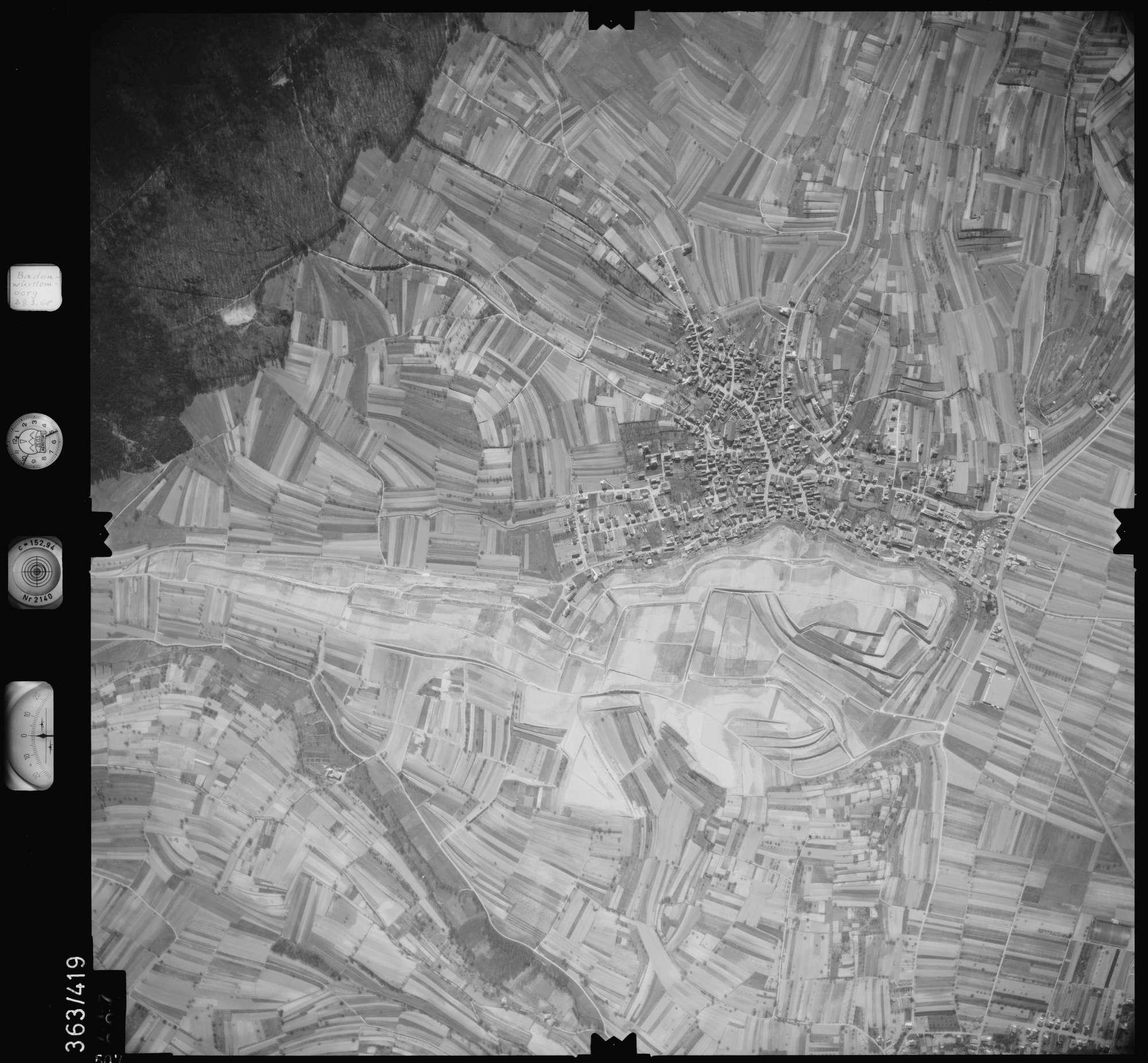 Luftbild: Film 28 Bildnr. 507, Bild 1