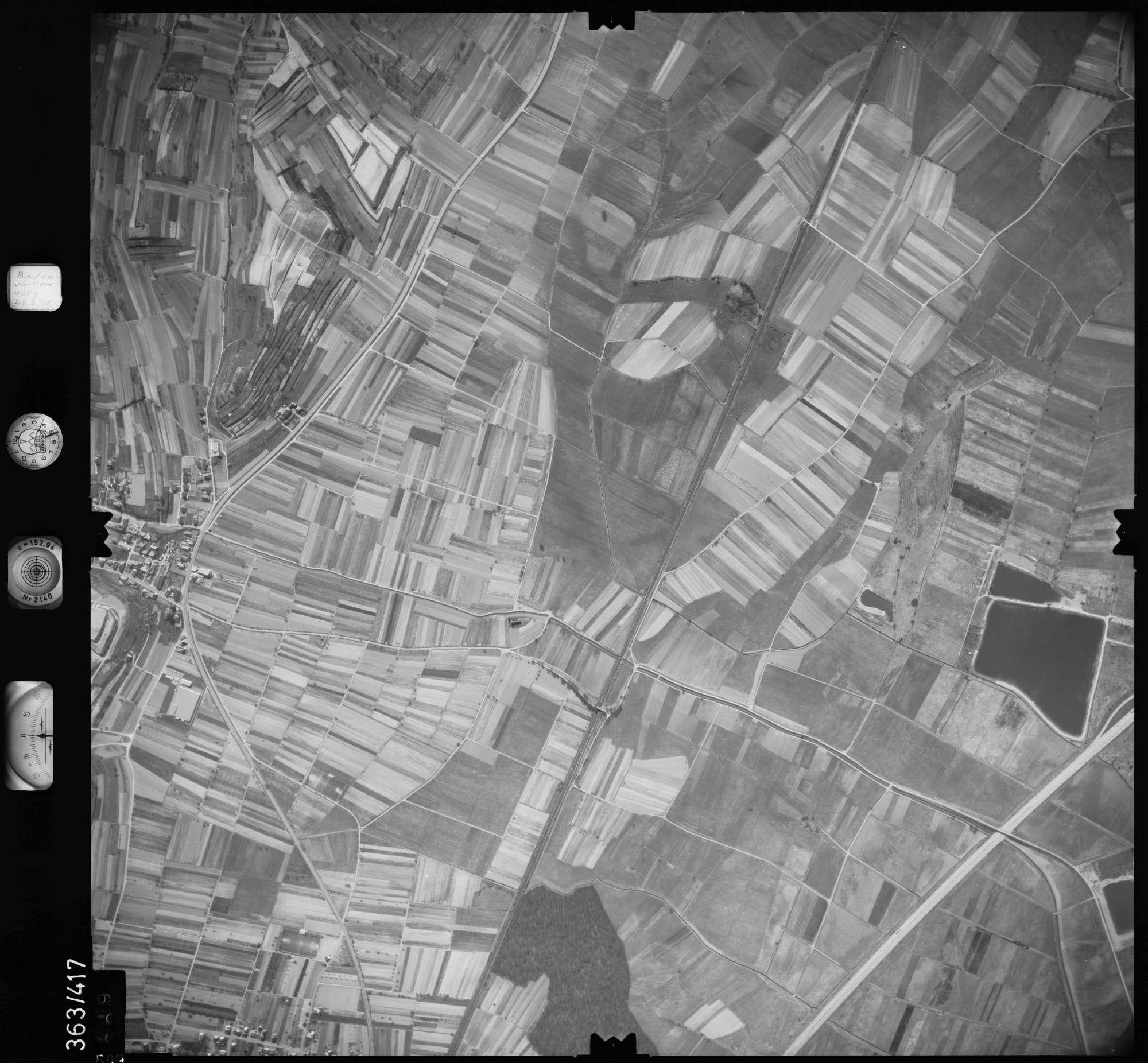 Luftbild: Film 28 Bildnr. 509, Bild 1