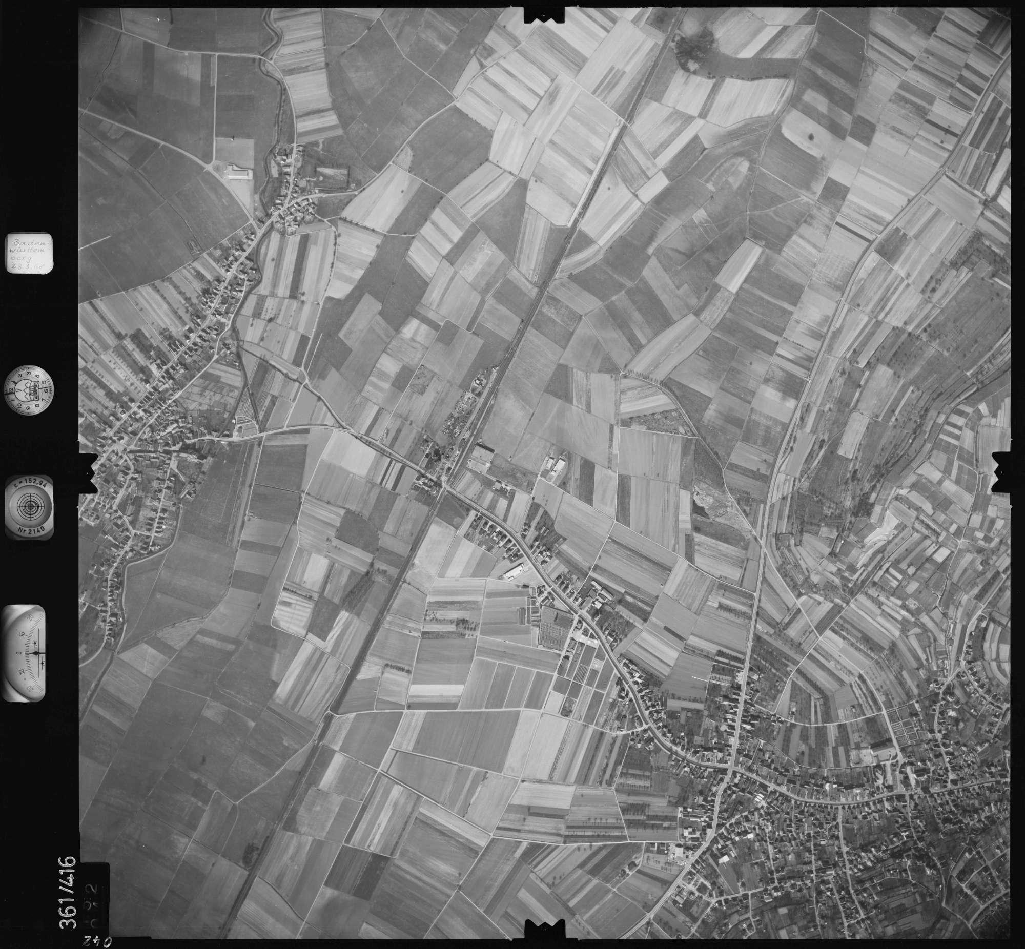 Luftbild: Film 36 Bildnr. 42, Bild 1