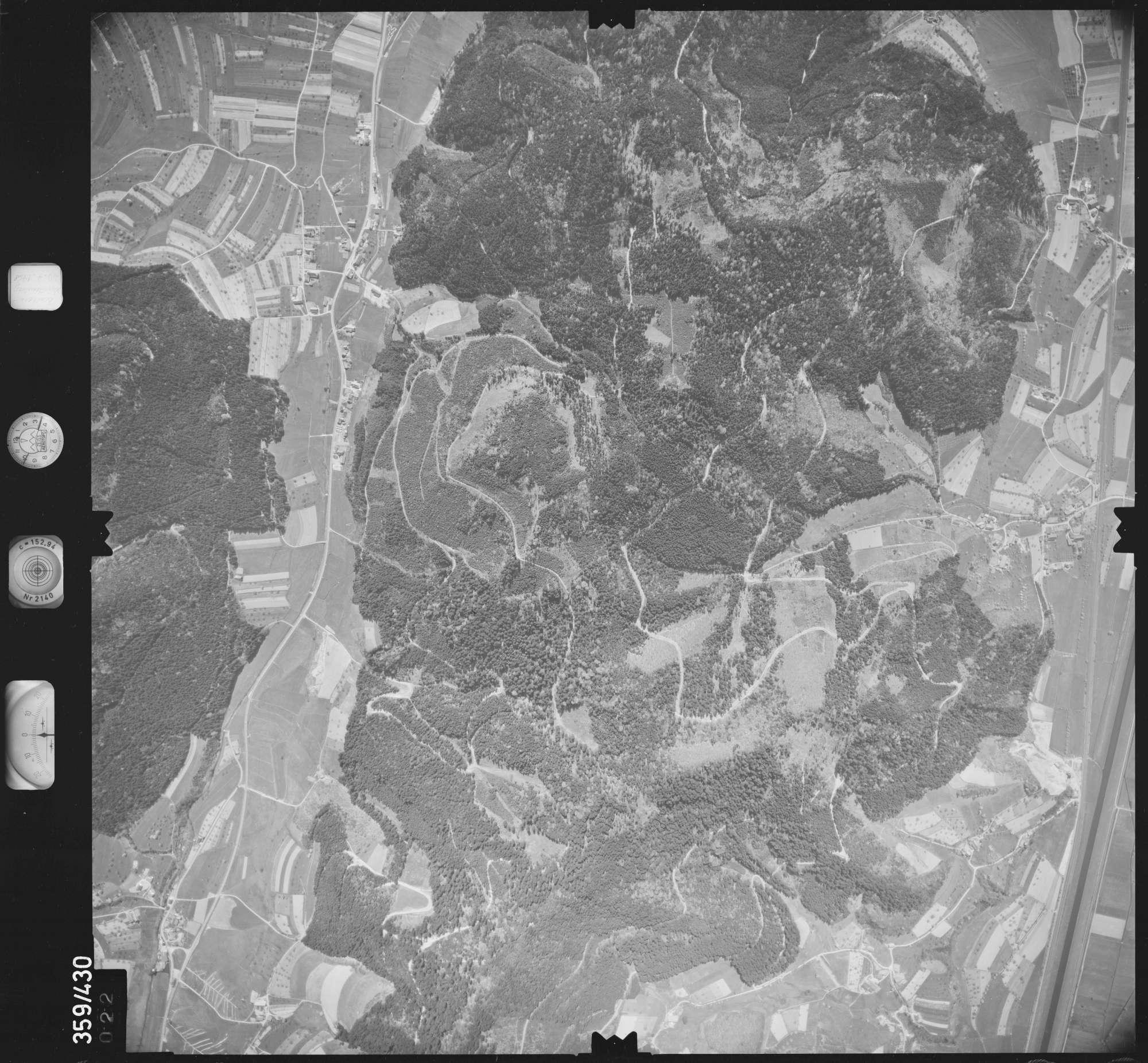 Luftbild: Film 15 Bildnr. 22, Bild 1