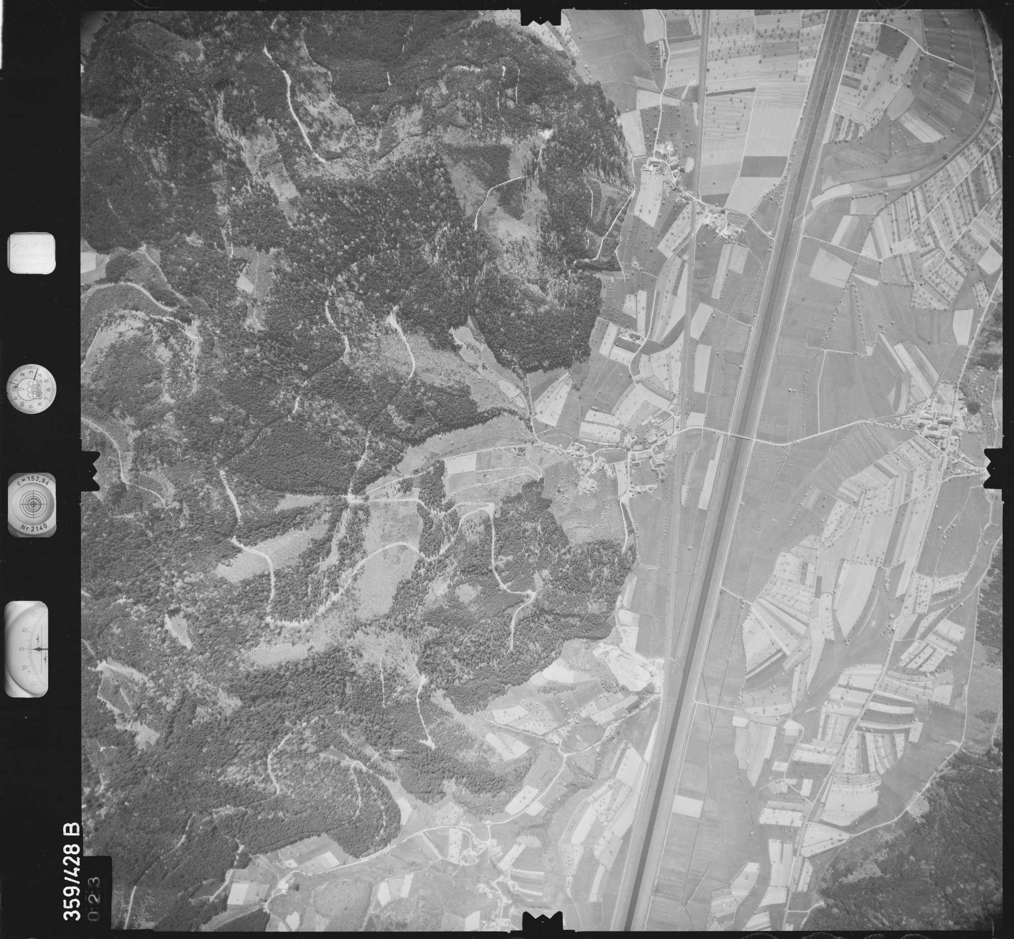 Luftbild: Film 15 Bildnr. 23, Bild 1