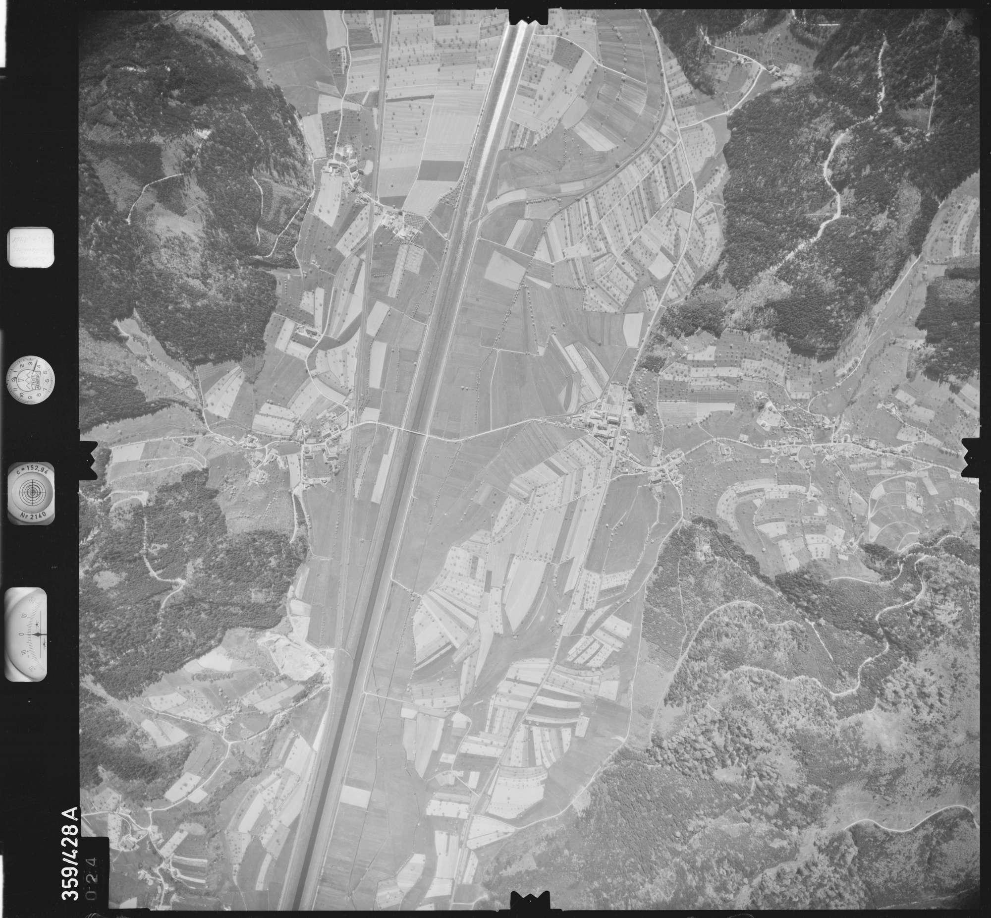 Luftbild: Film 15 Bildnr. 24, Bild 1