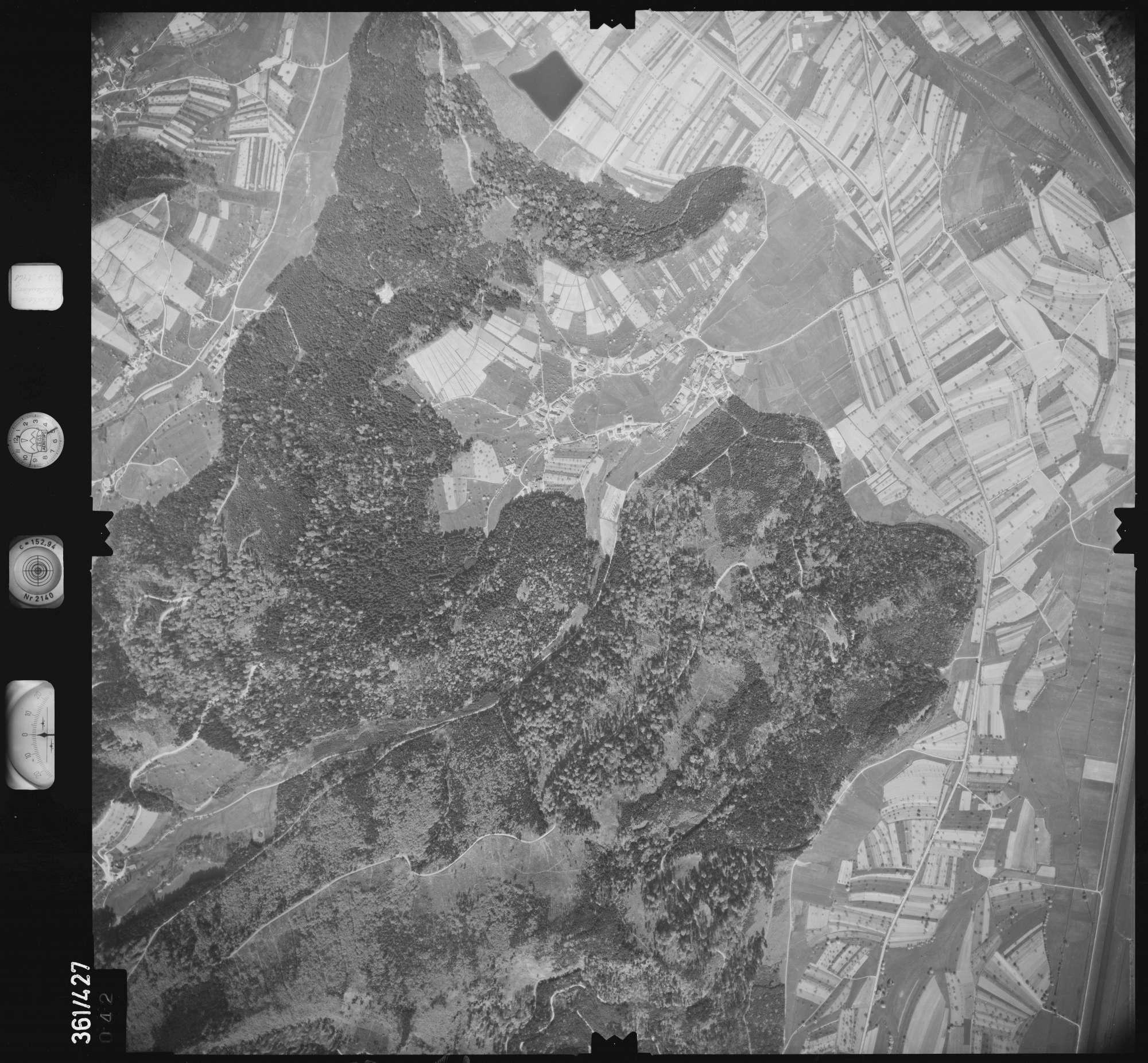 Luftbild: Film 15 Bildnr. 42, Bild 1