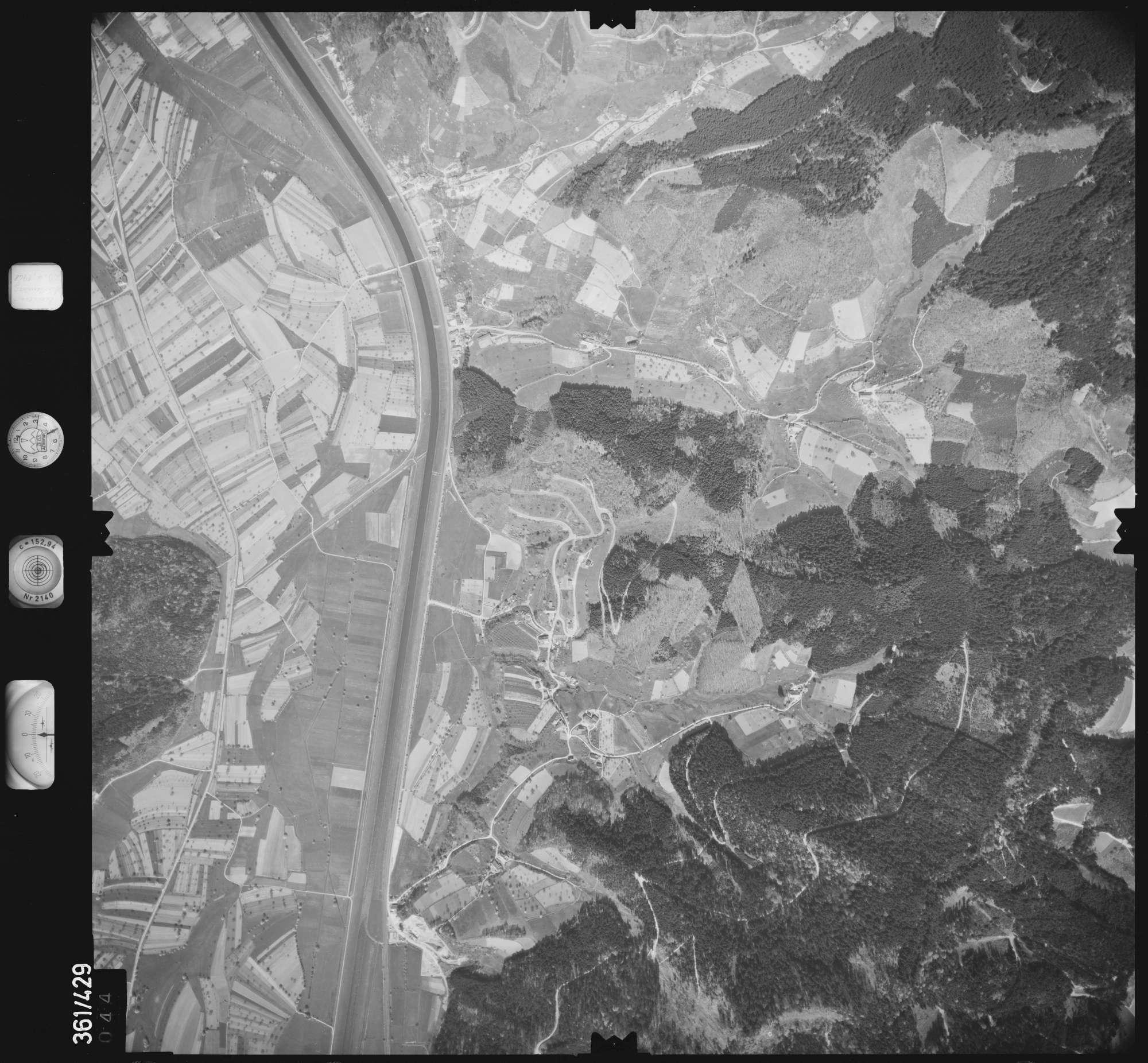 Luftbild: Film 15 Bildnr. 44, Bild 1