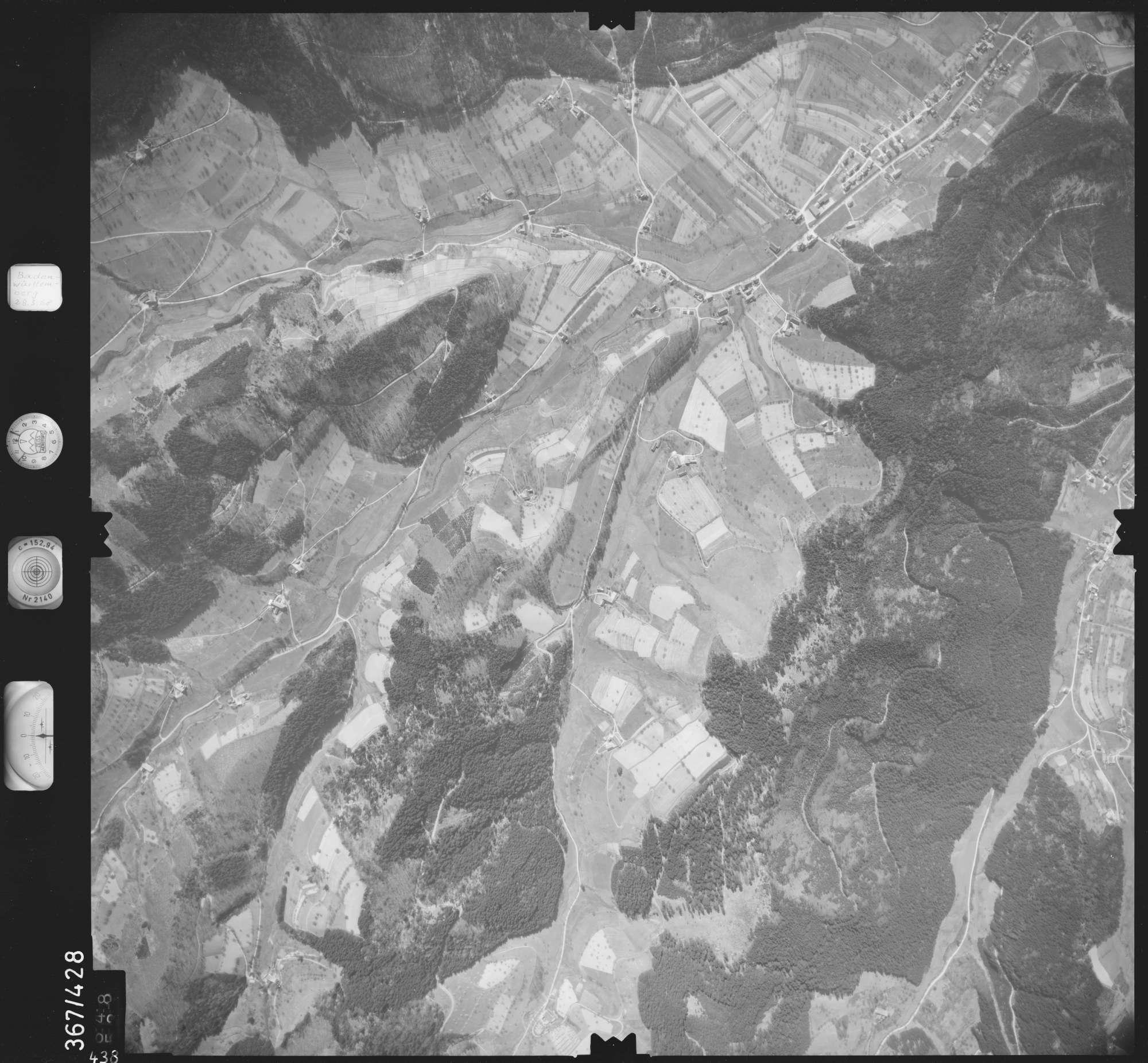 Luftbild: Film 28 Bildnr. 438, Bild 1