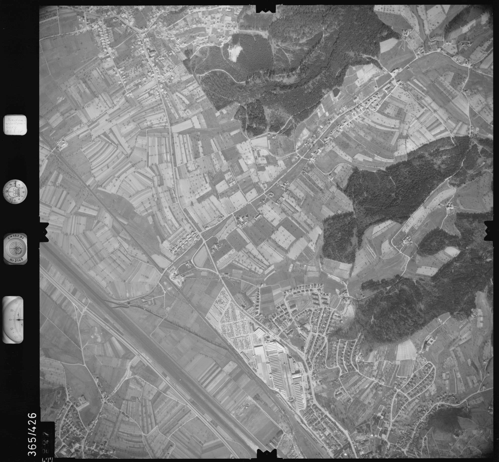 Luftbild: Film 28 Bildnr. 477, Bild 1