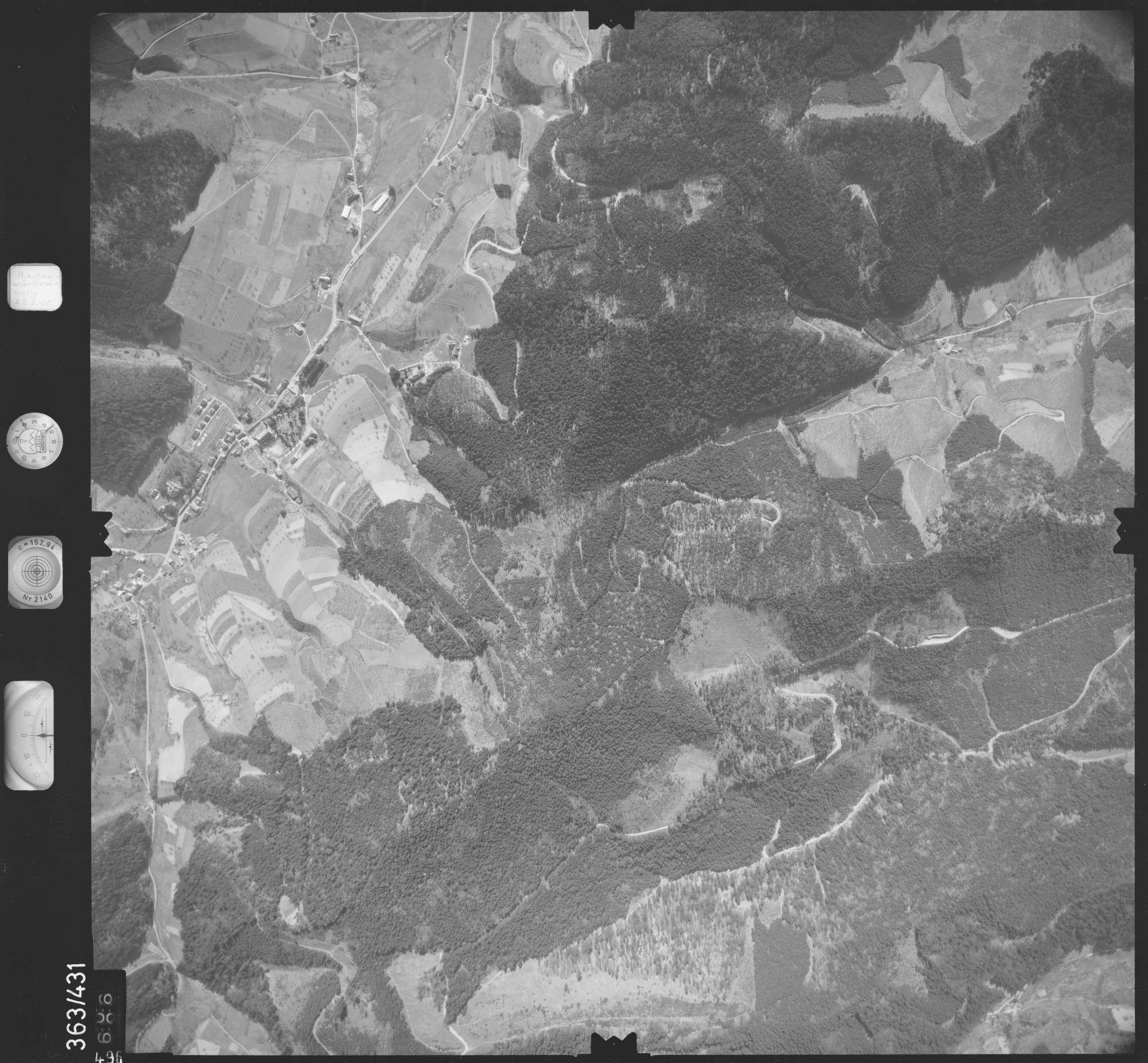 Luftbild: Film 28 Bildnr. 496, Bild 1