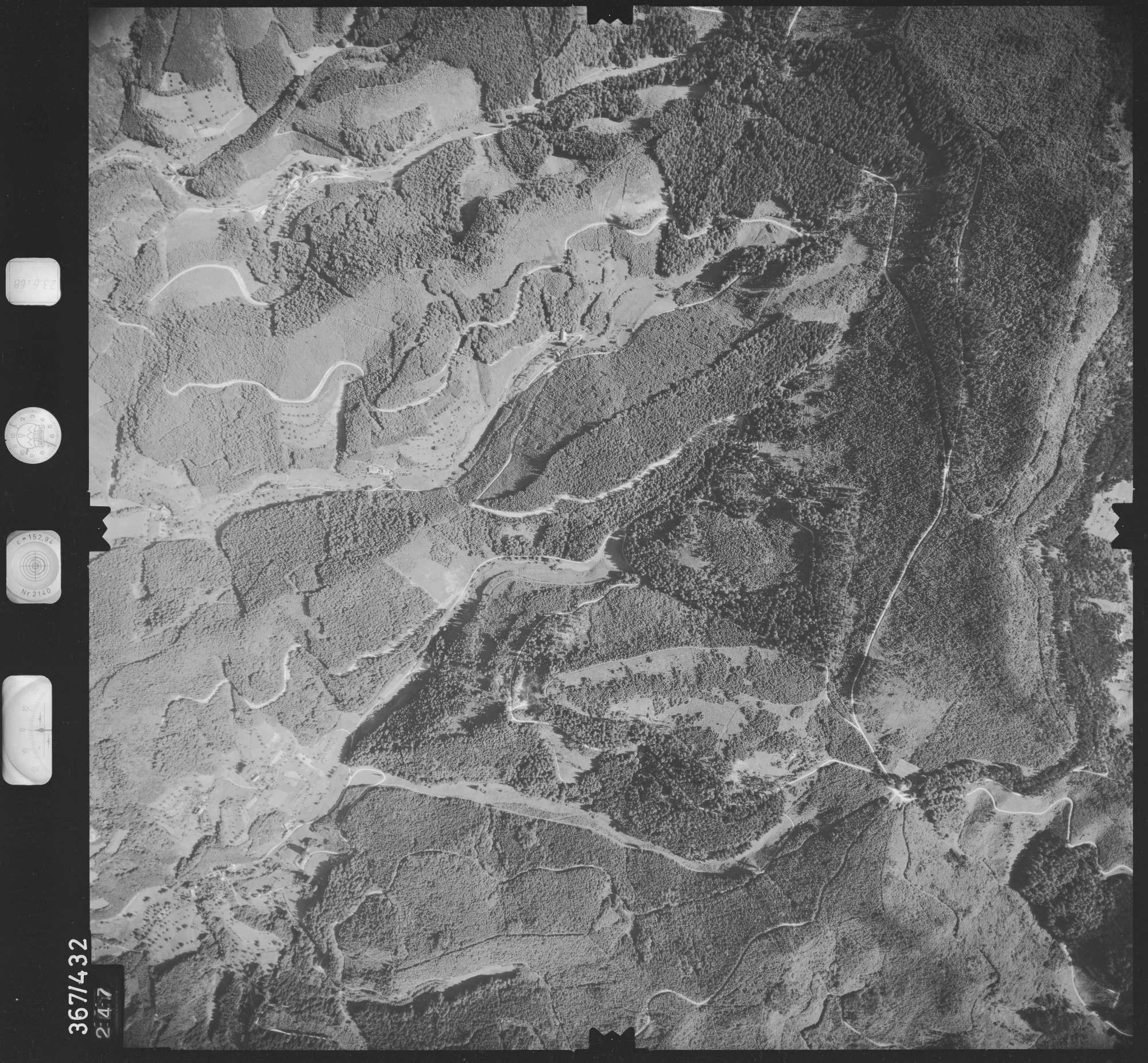 Luftbild: Film 30 Bildnr. 247, Bild 1