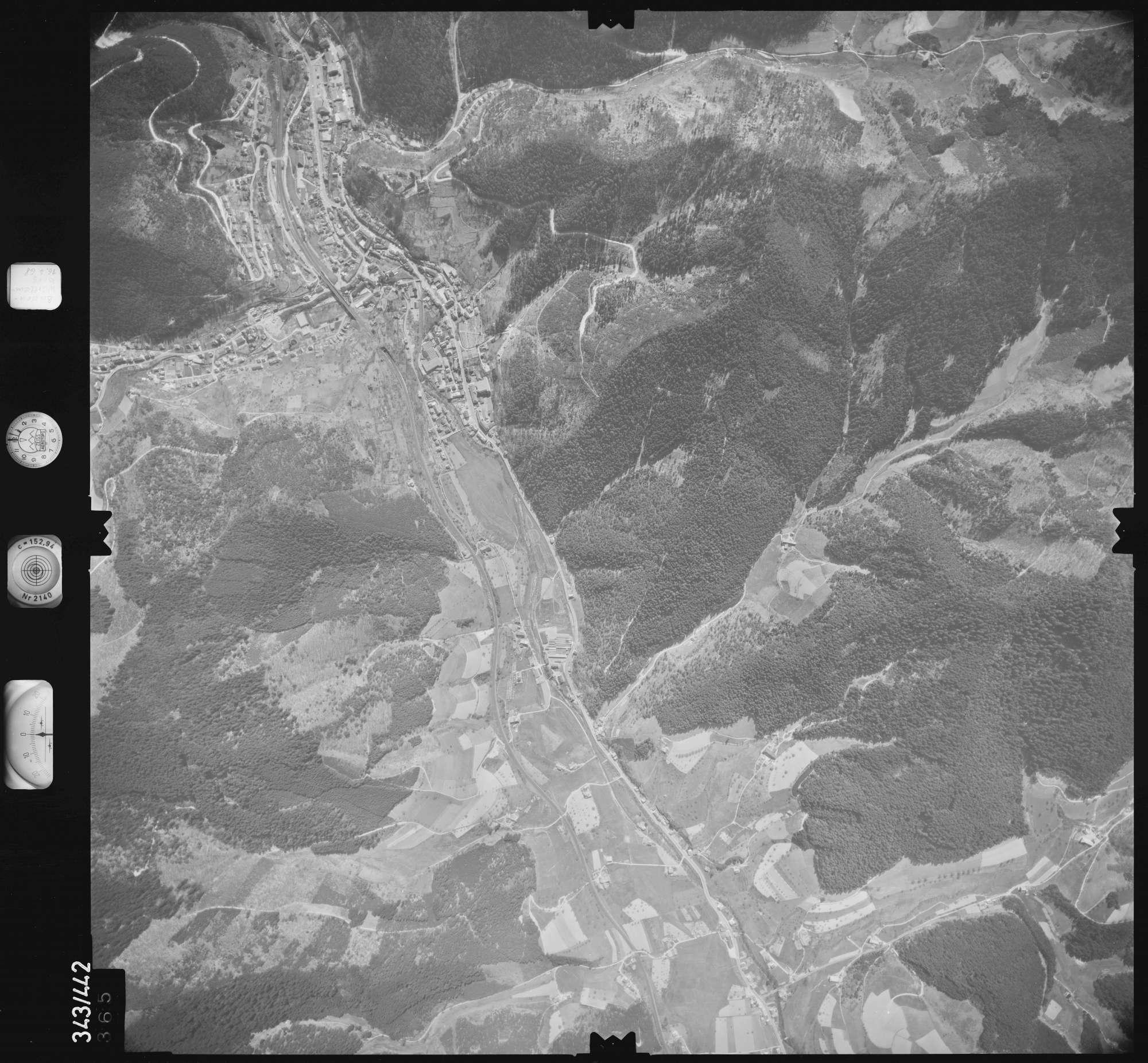 Luftbild: Film 89 Bildnr. 365, Bild 1