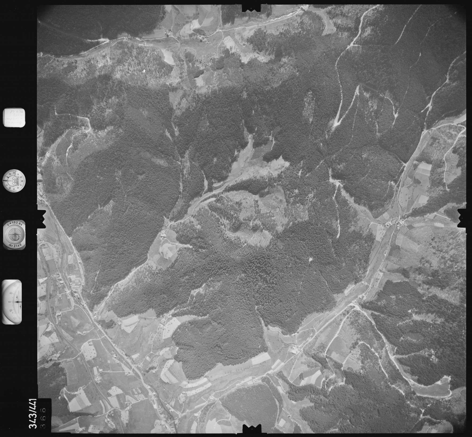 Luftbild: Film 89 Bildnr. 366, Bild 1