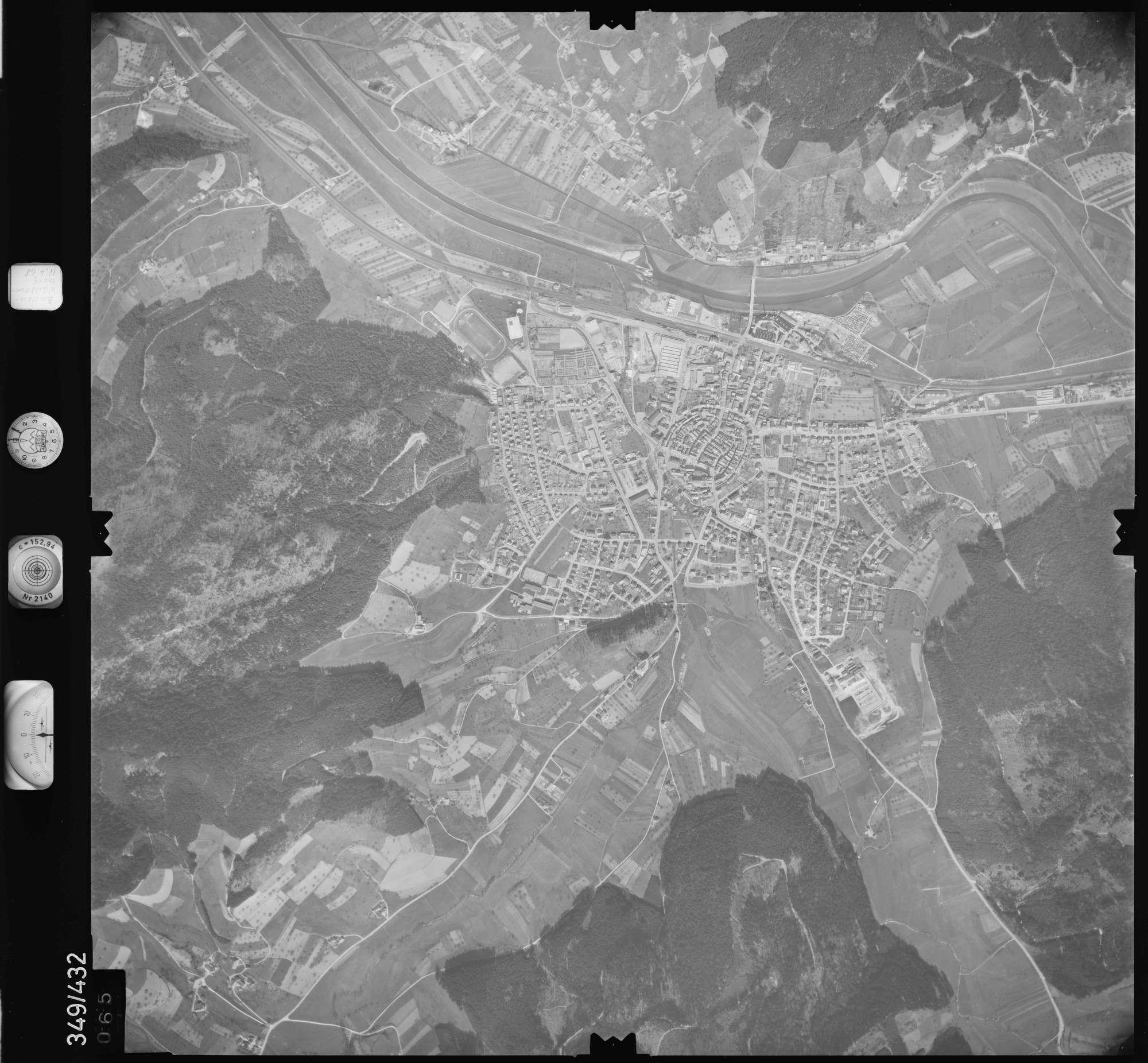 Luftbild: Film 37 Bildnr. 65, Bild 1