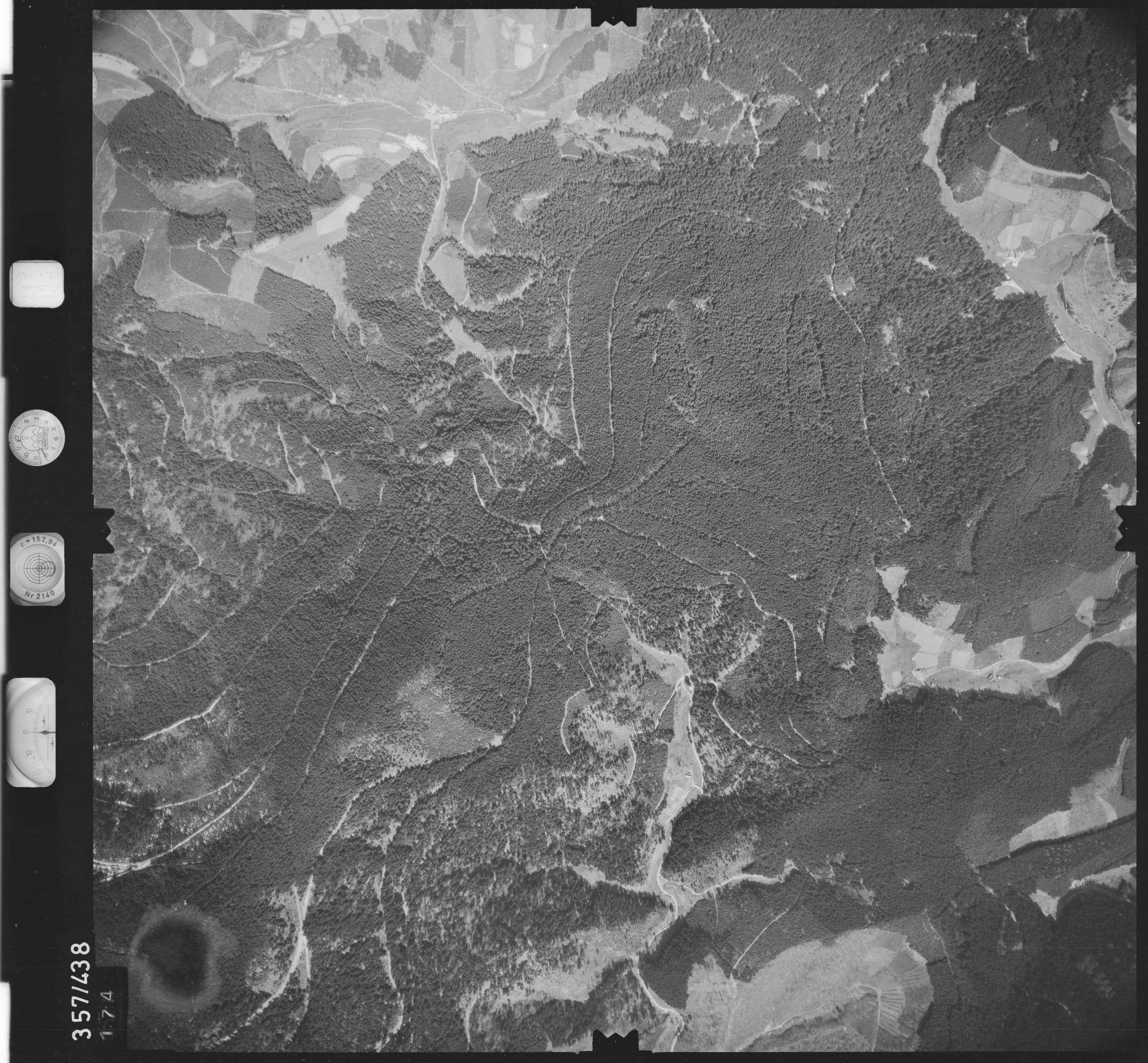 Luftbild: Film 11 Bildnr. 174, Bild 1