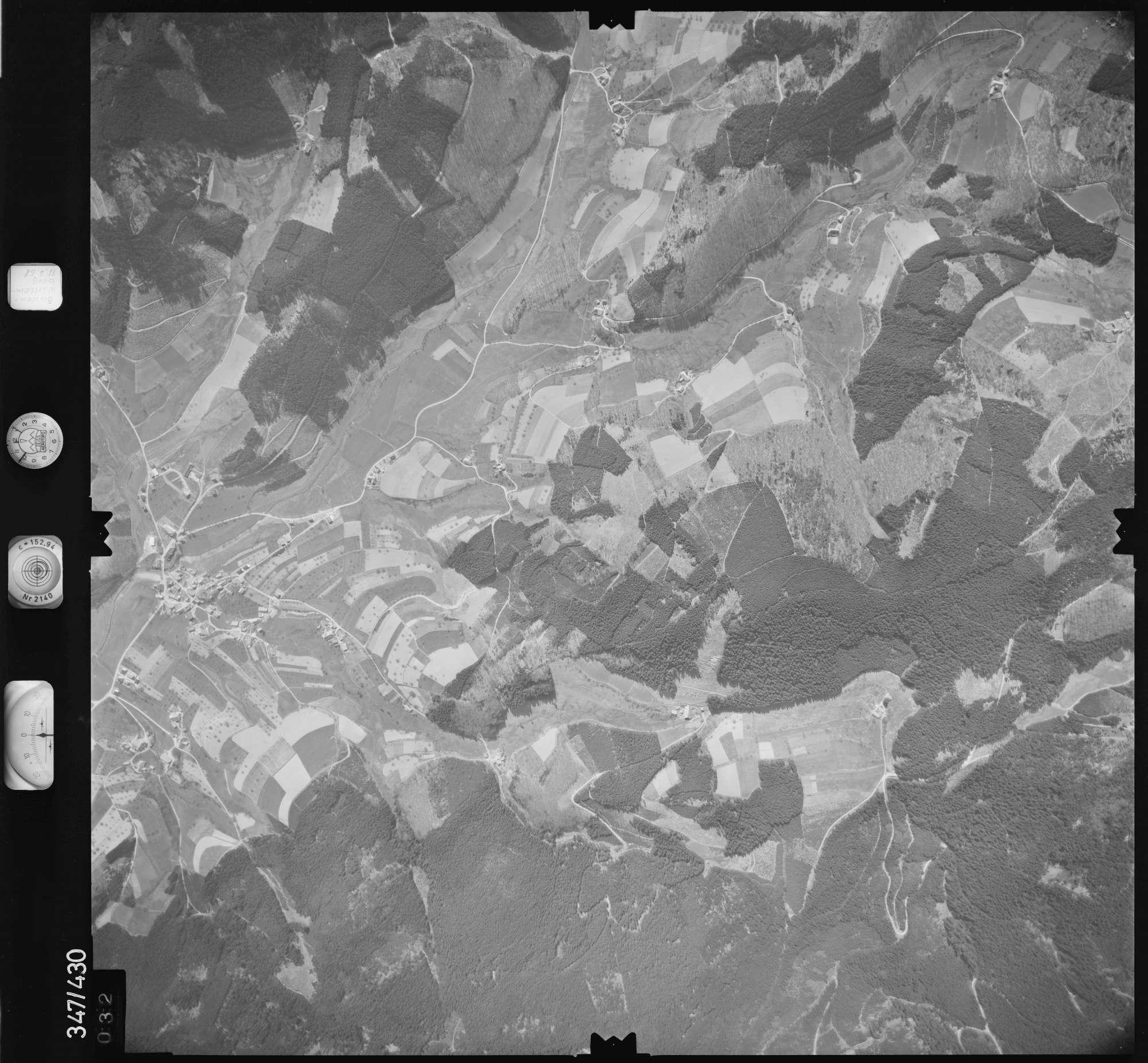 Luftbild: Film 37 Bildnr. 32, Bild 1