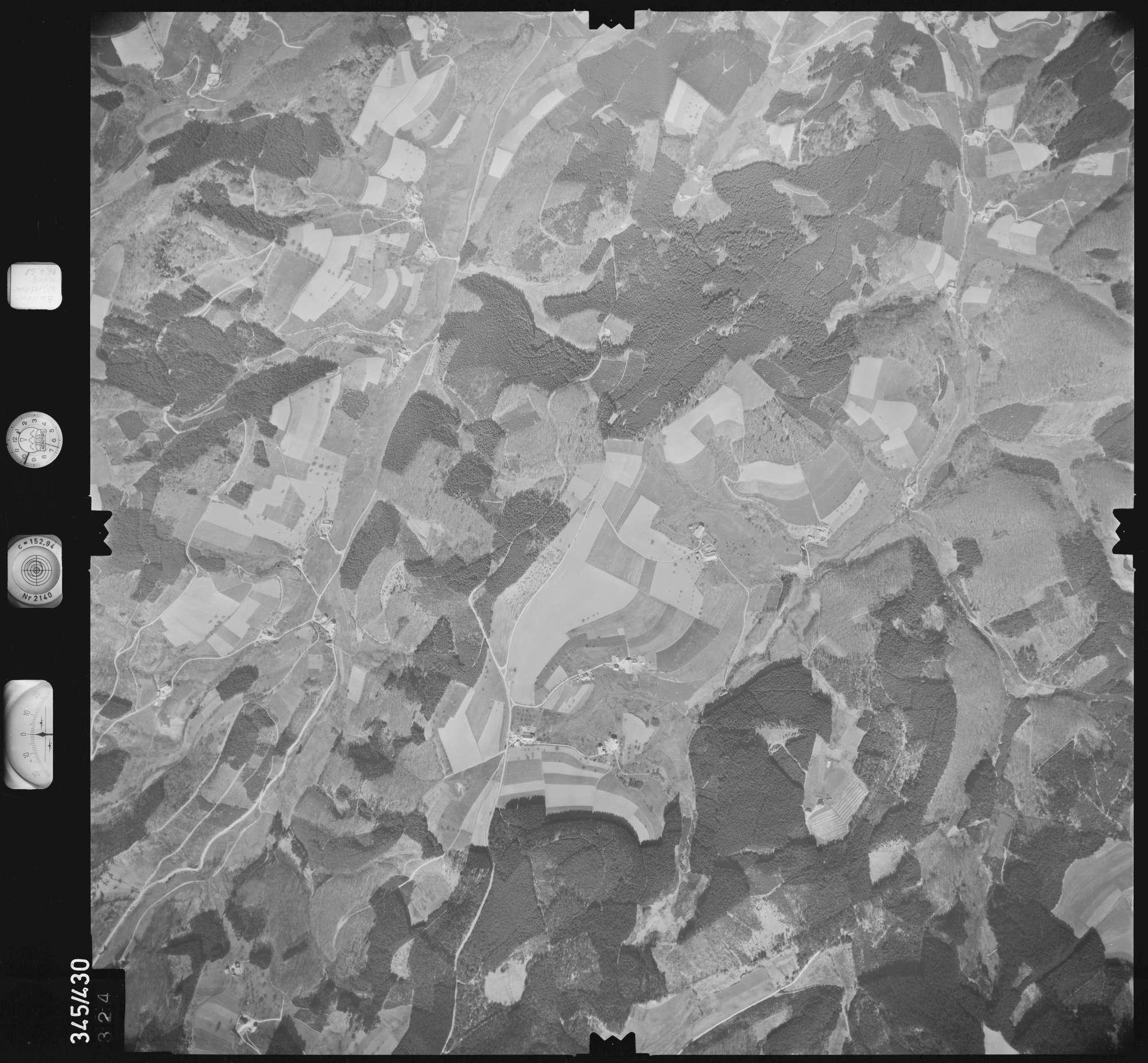 Luftbild: Film 89 Bildnr. 324, Bild 1