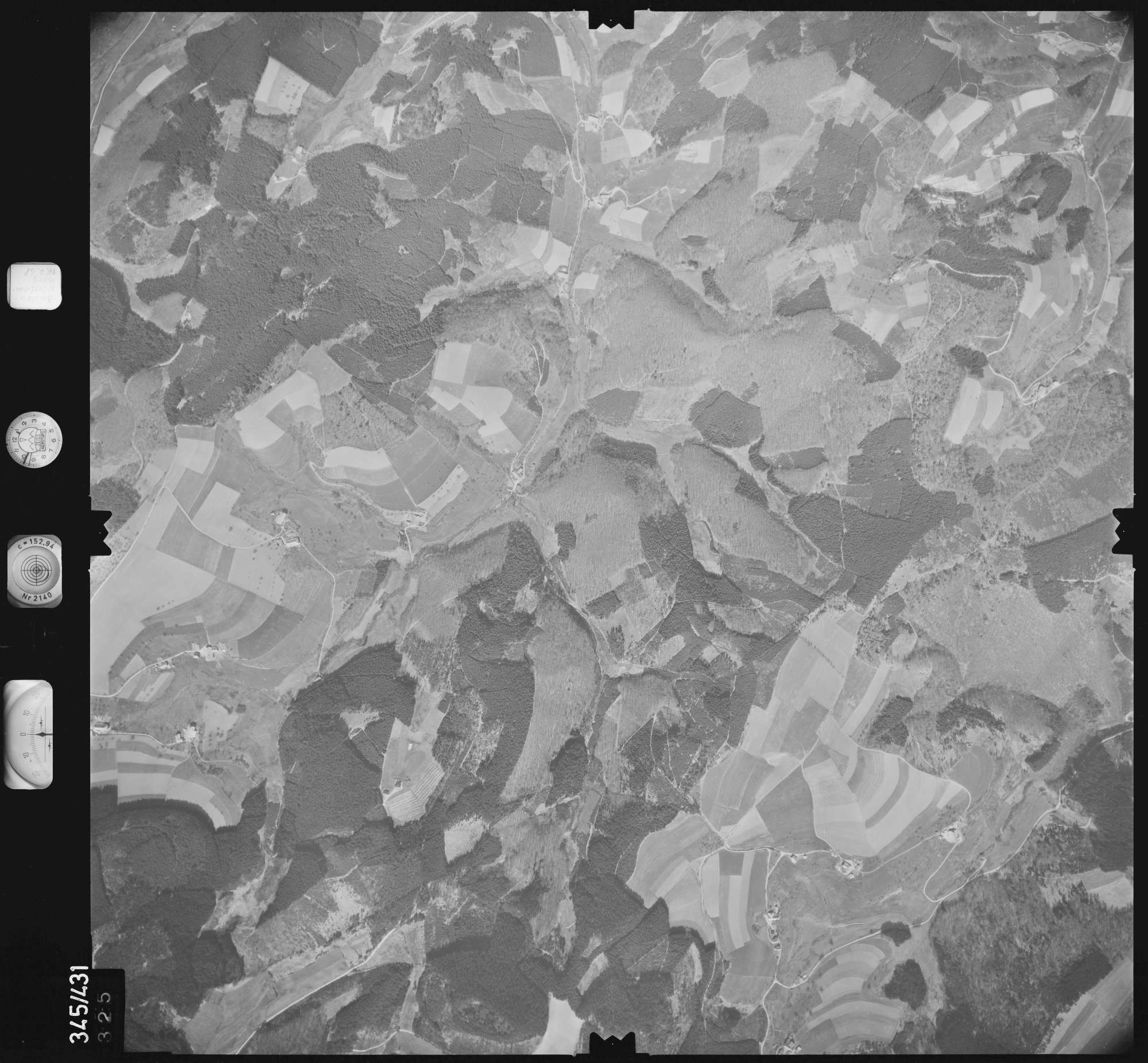 Luftbild: Film 89 Bildnr. 325, Bild 1