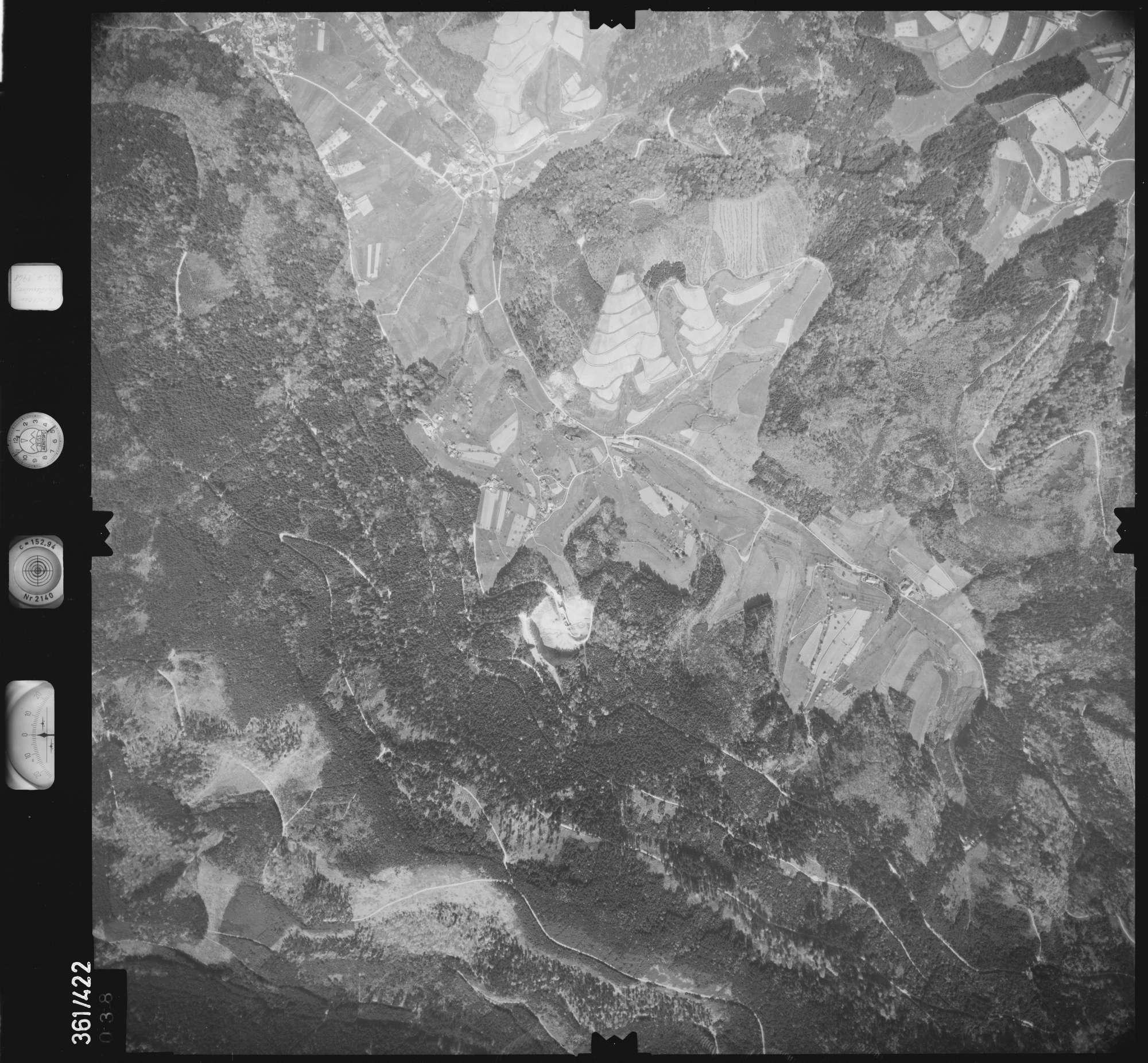 Luftbild: Film 15 Bildnr. 38, Bild 1