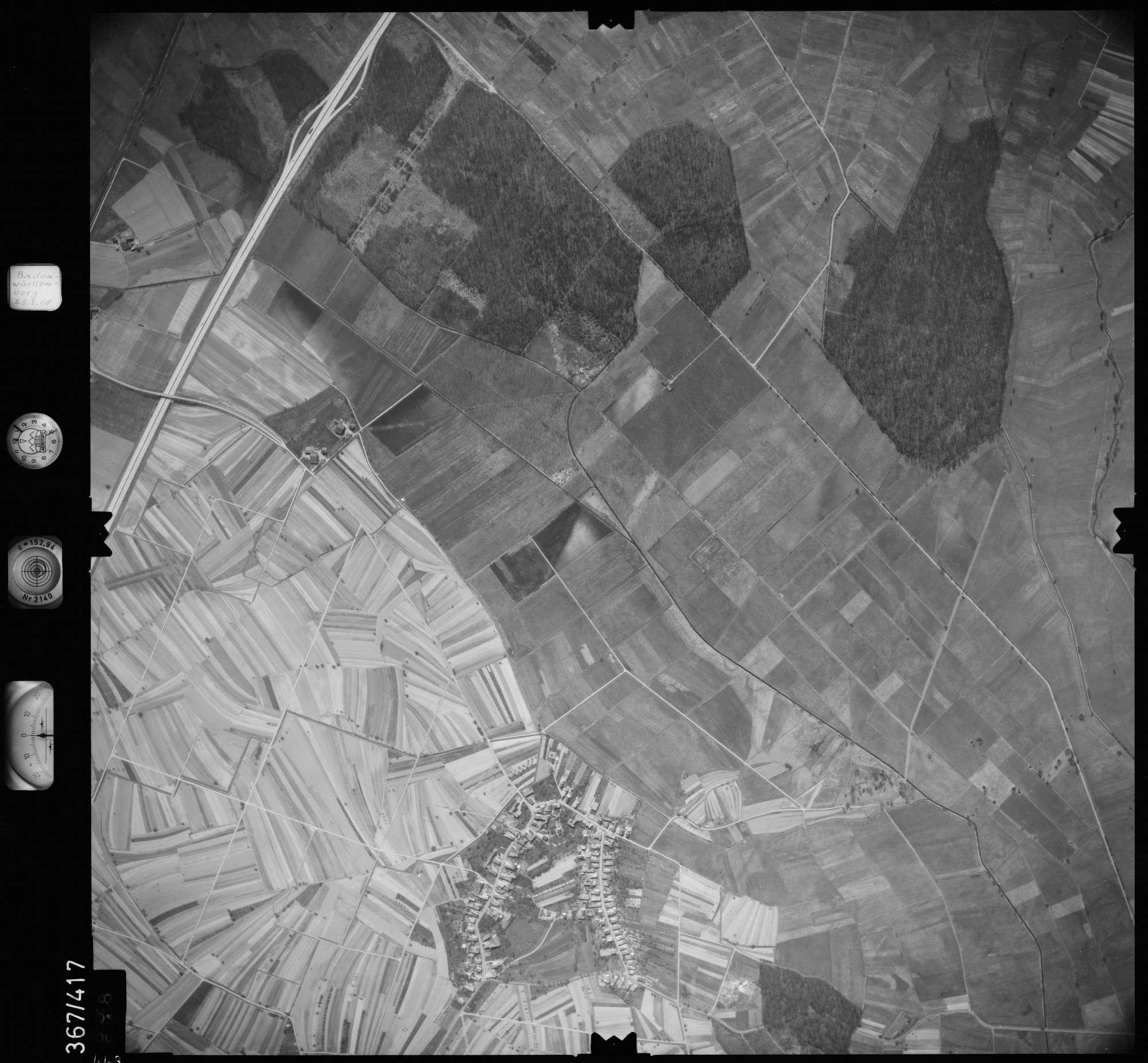 Luftbild: Film 28 Bildnr. 448, Bild 1