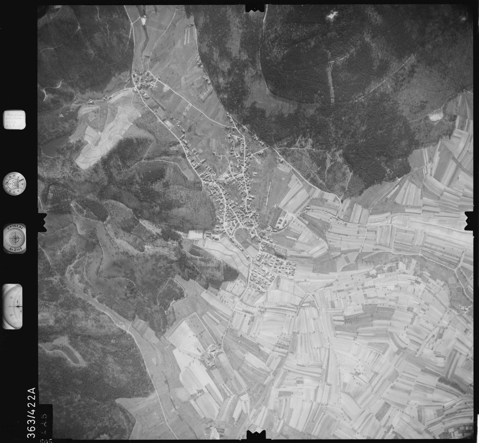 Luftbild: Film 28 Bildnr. 505, Bild 1