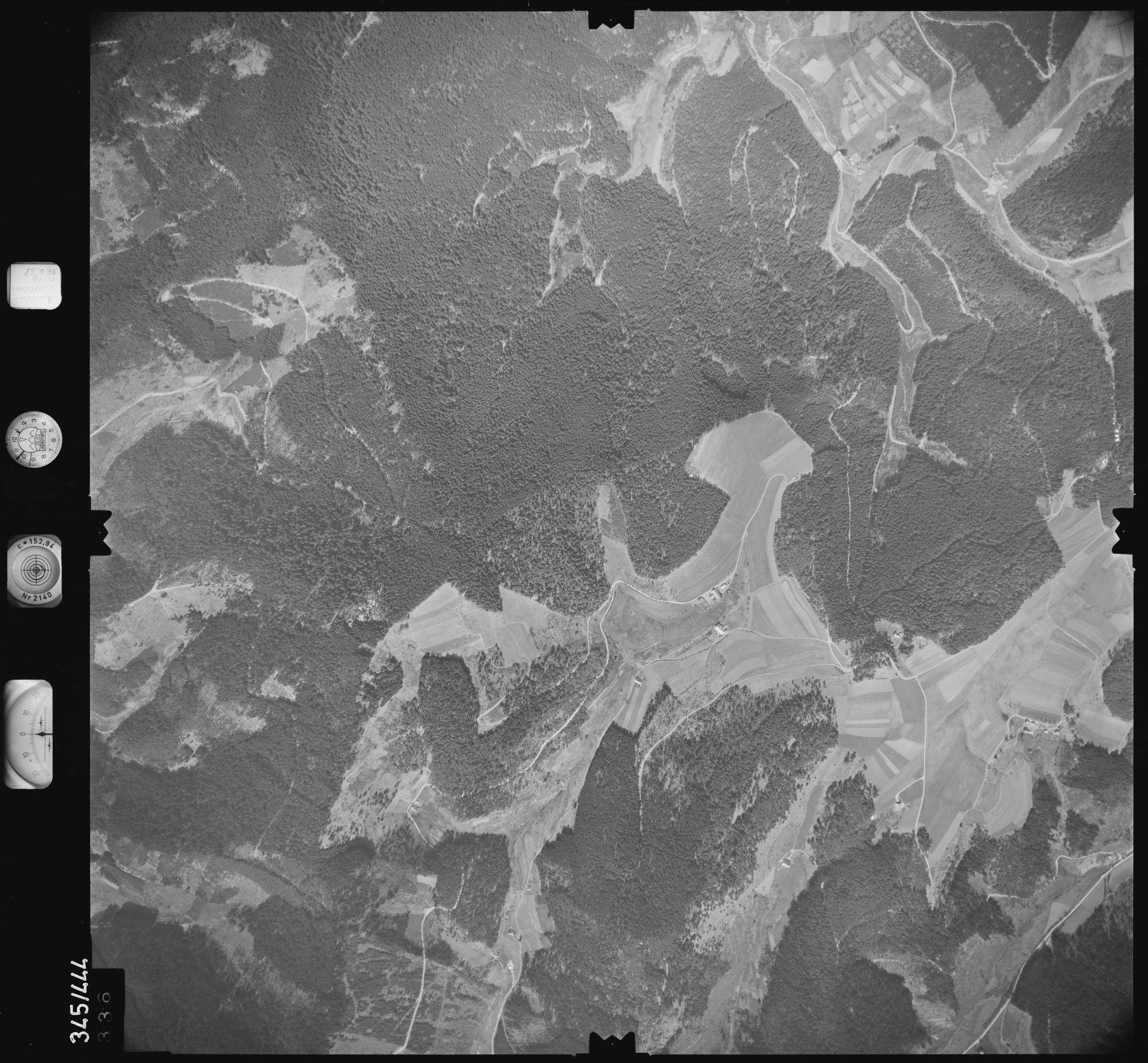 Luftbild: Film 89 Bildnr. 336, Bild 1