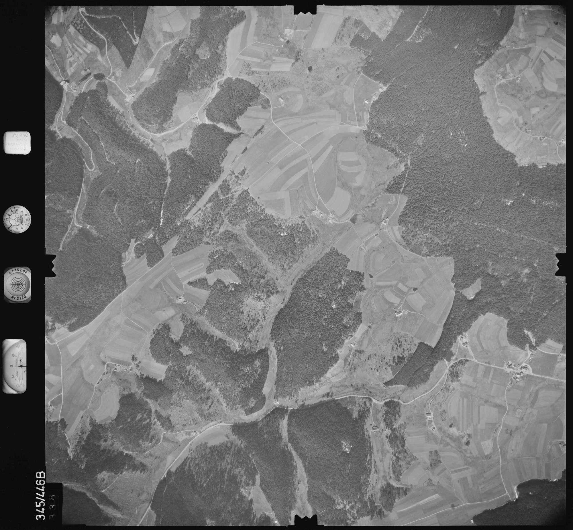 Luftbild: Film 89 Bildnr. 338, Bild 1