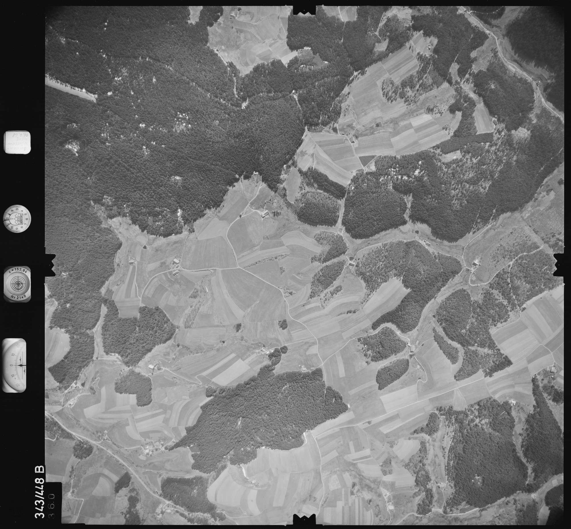 Luftbild: Film 89 Bildnr. 360, Bild 1