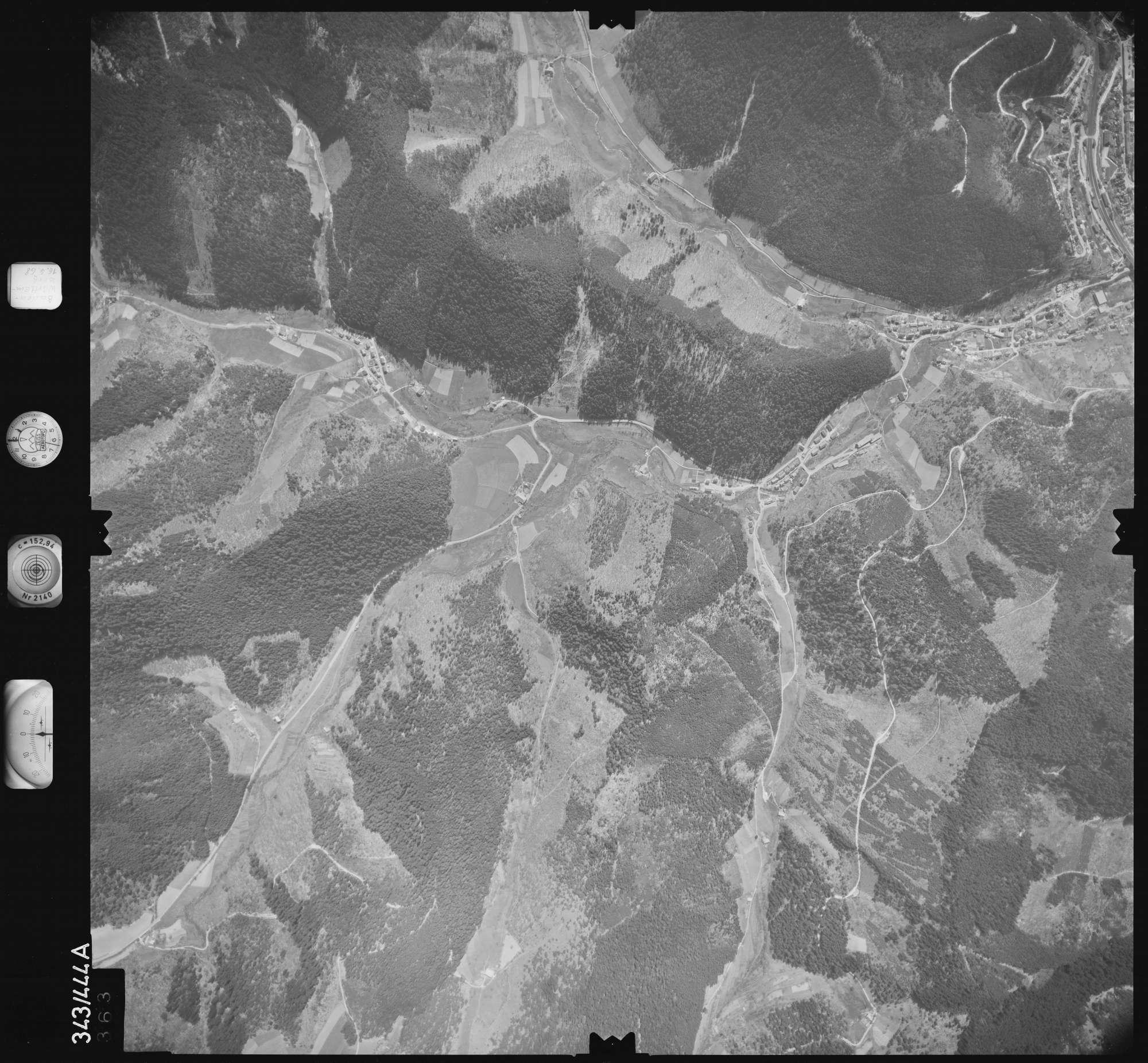 Luftbild: Film 89 Bildnr. 363, Bild 1