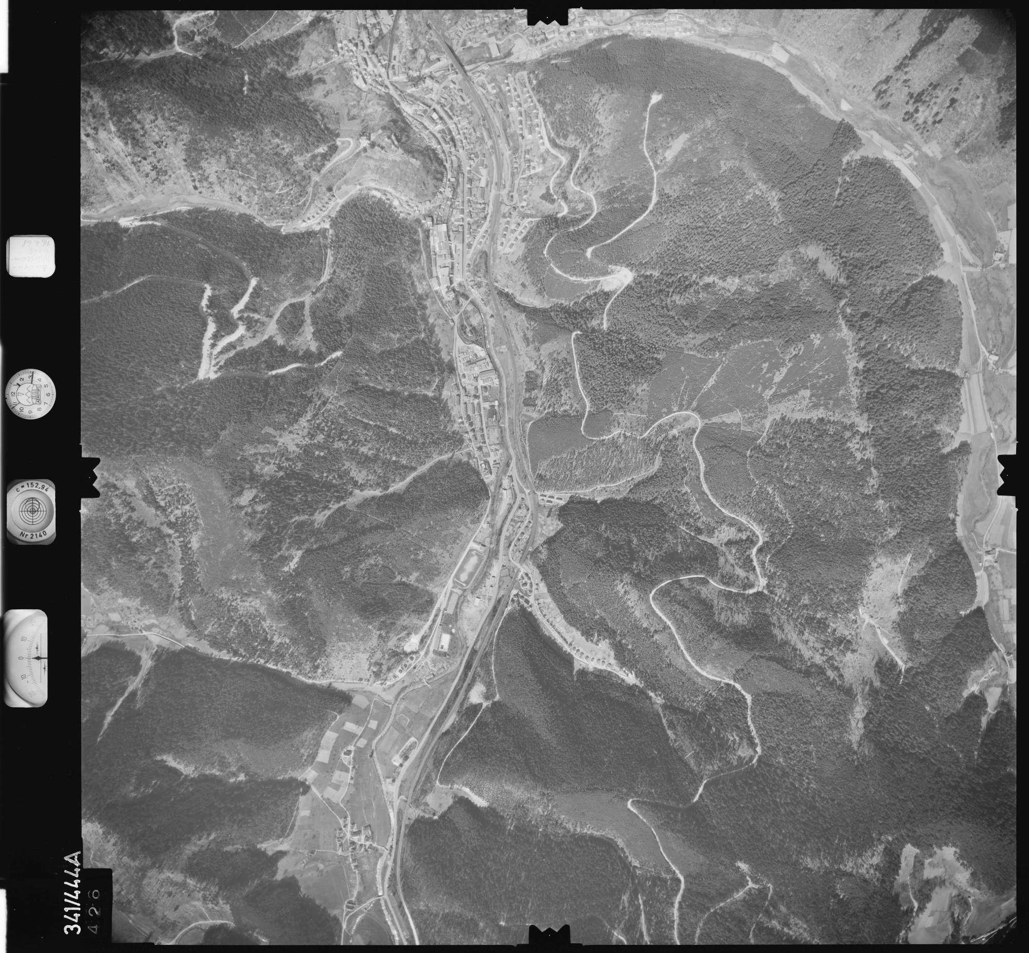 Luftbild: Film 89 Bildnr. 426, Bild 1