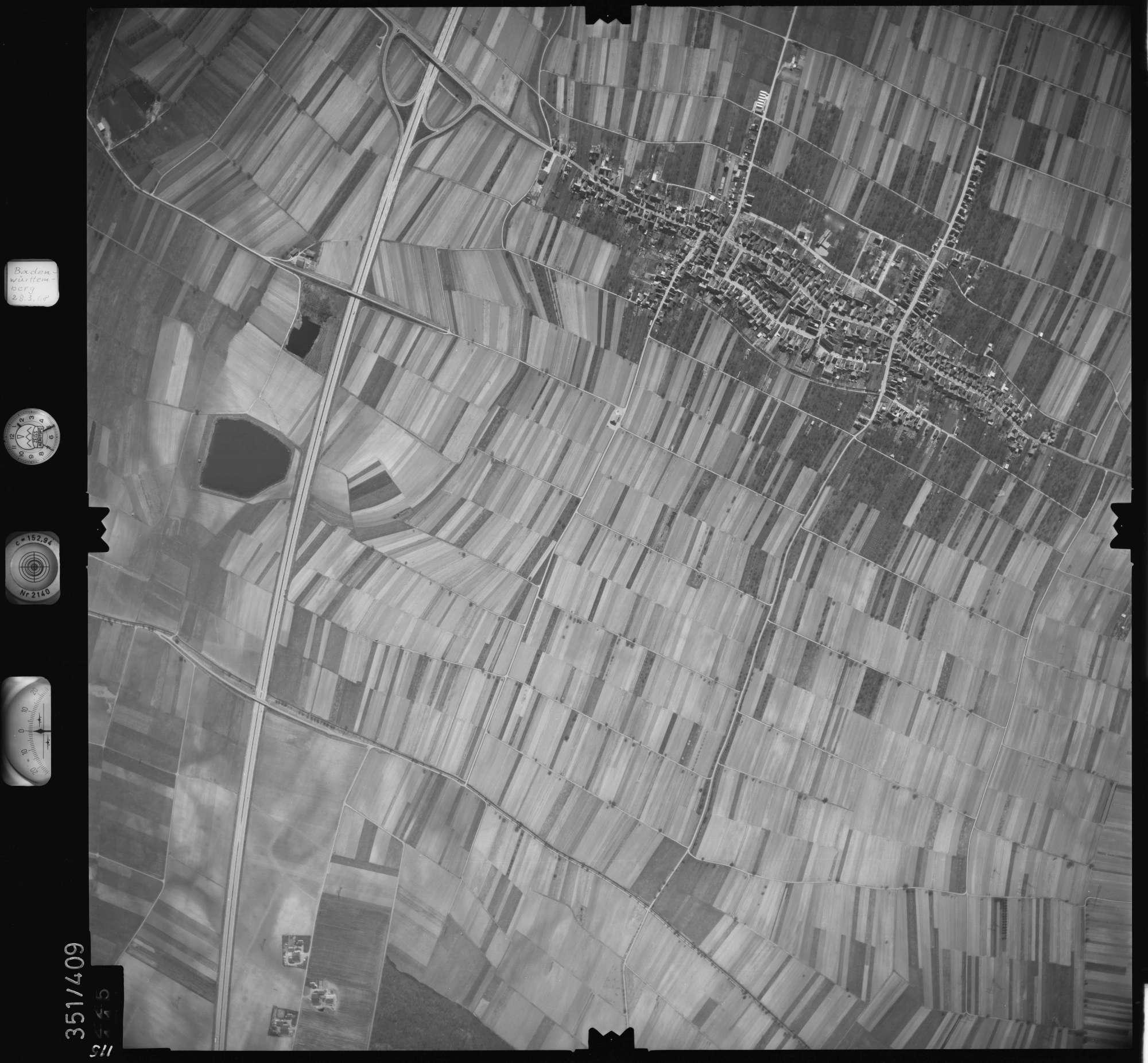 Luftbild: Film 36 Bildnr. 115, Bild 1