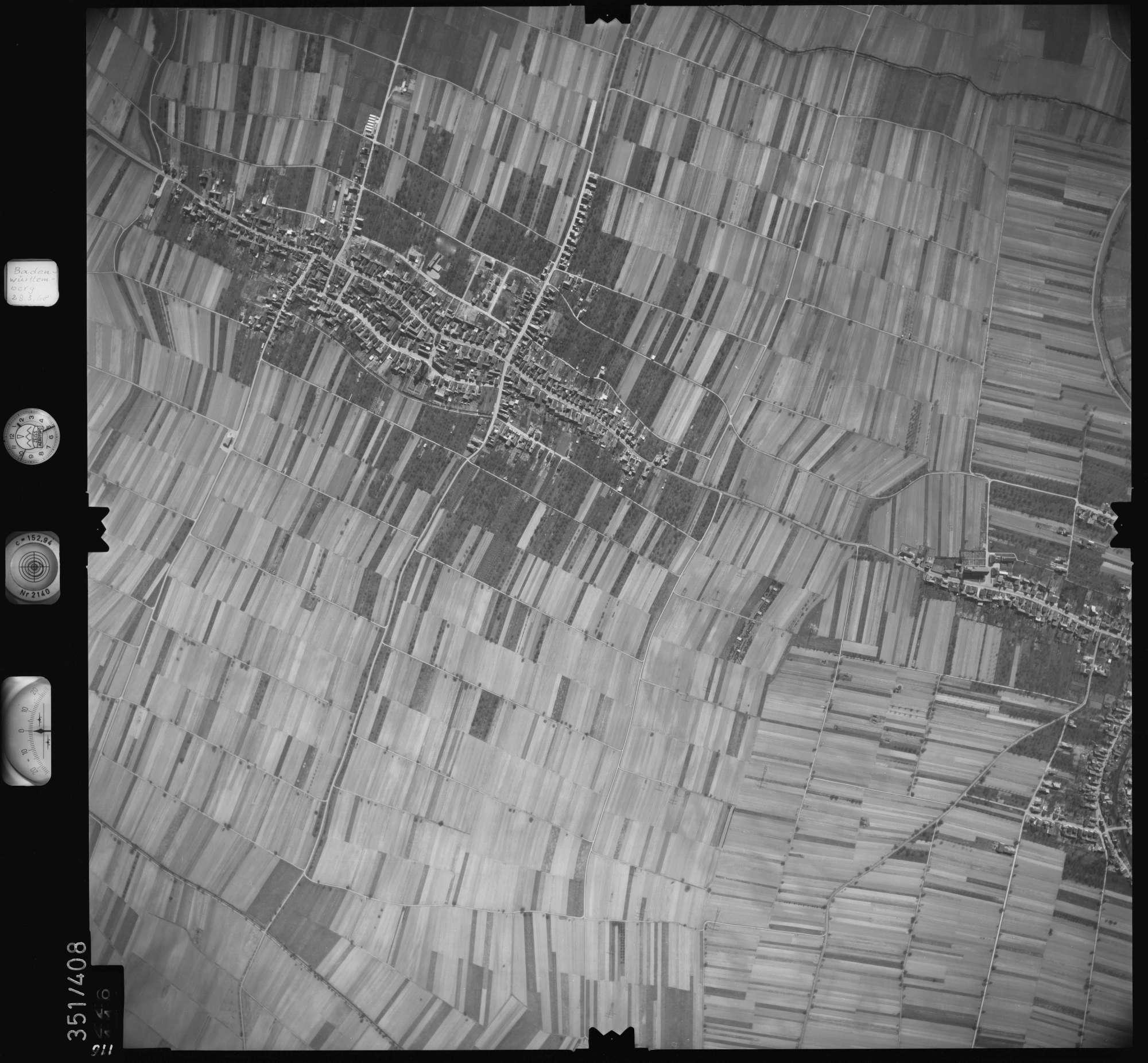 Luftbild: Film 36 Bildnr. 116, Bild 1