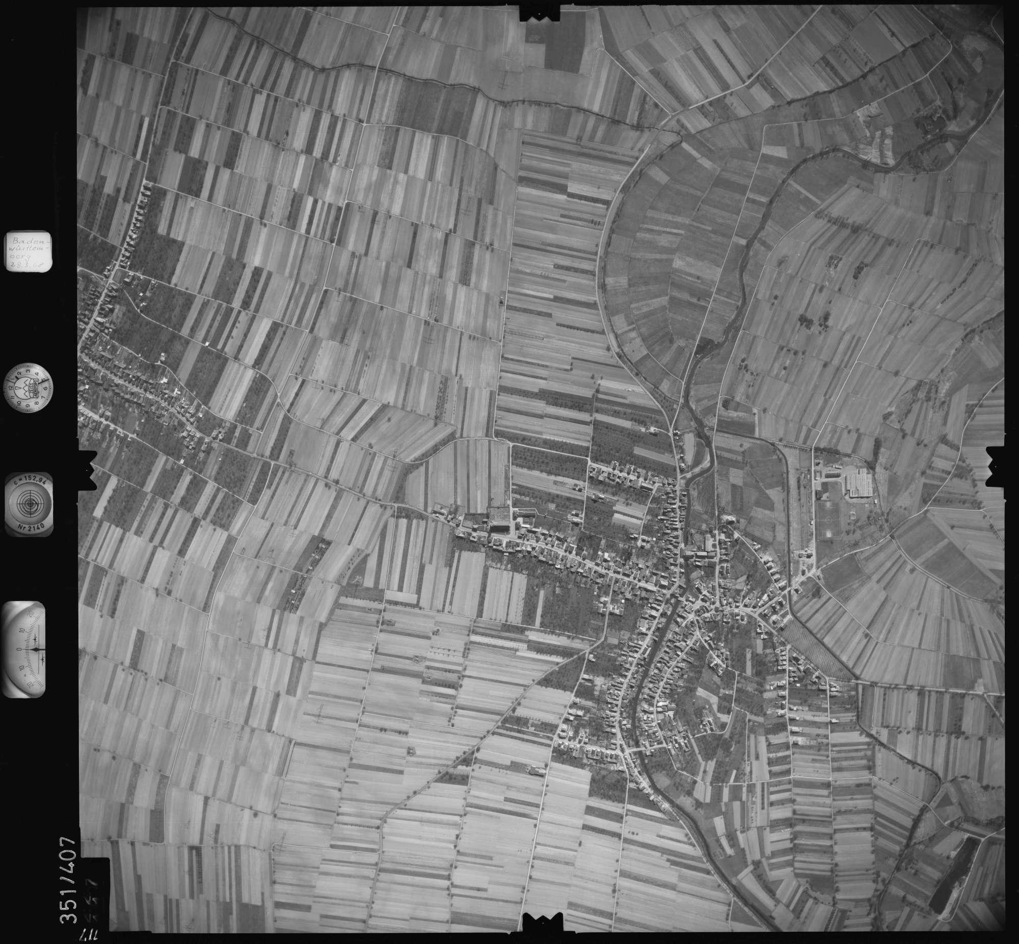 Luftbild: Film 36 Bildnr. 117, Bild 1
