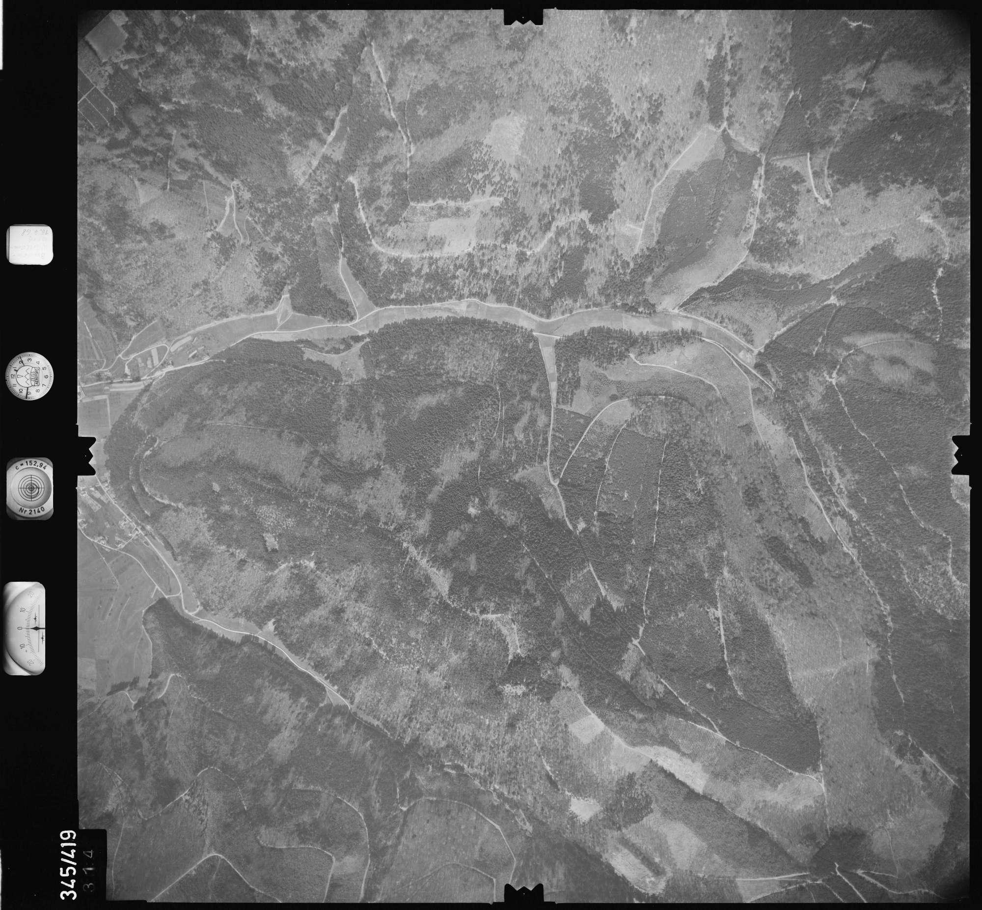 Luftbild: Film 89 Bildnr. 314, Bild 1