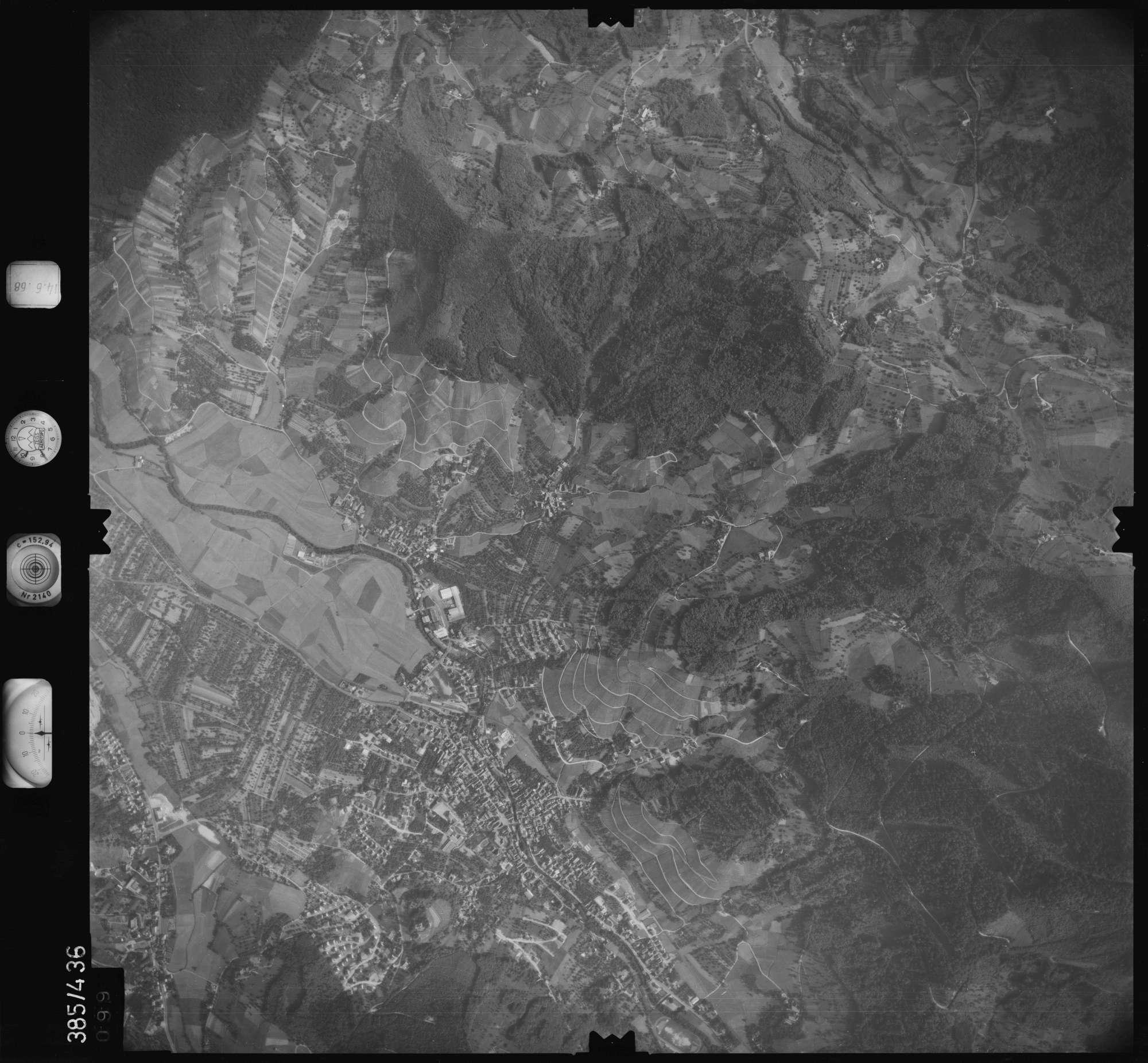 Luftbild: Film 21 Bildnr. 99, Bild 1
