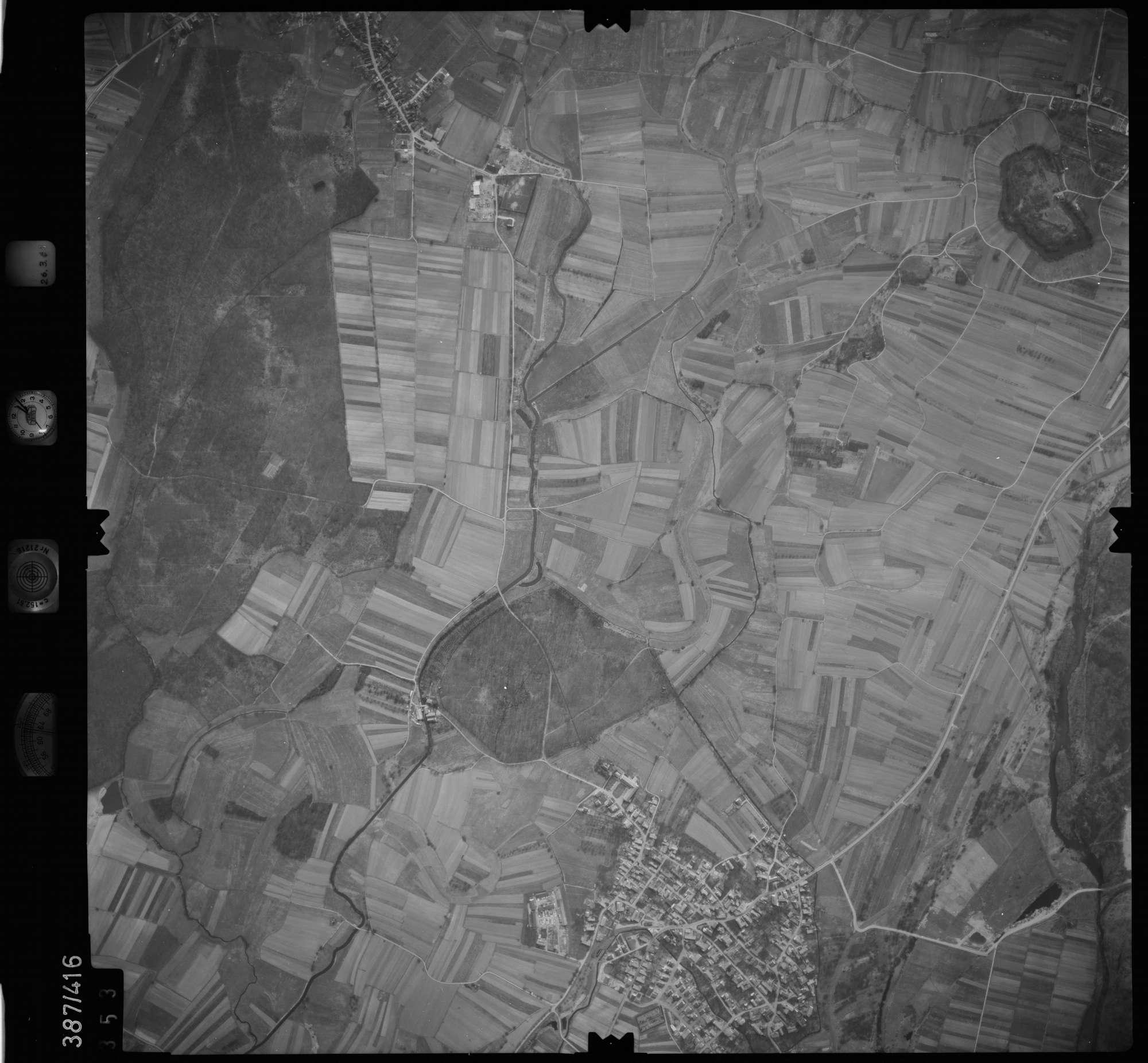 Luftbild: Film 20 Bildnr. 353, Bild 1