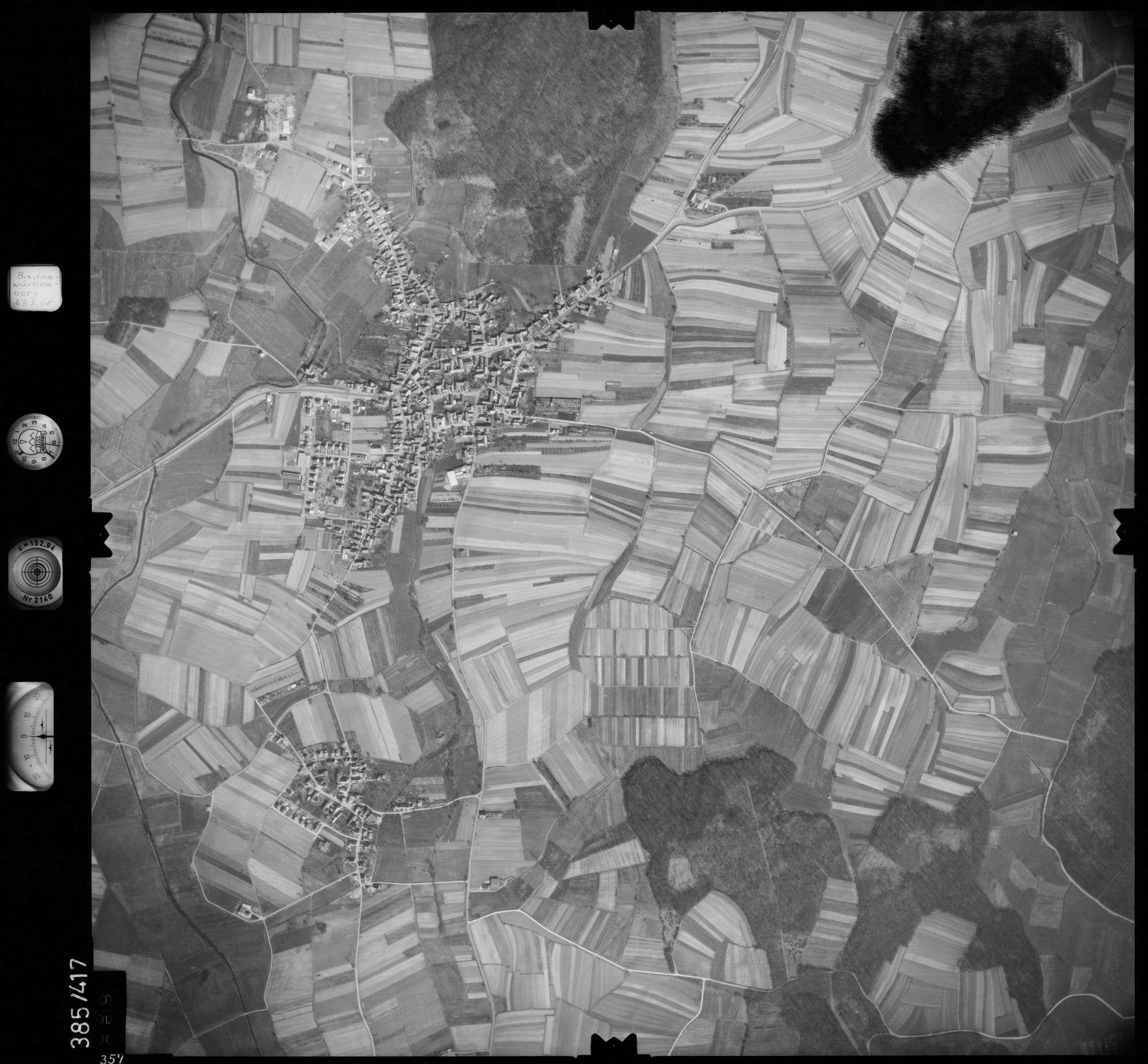 Luftbild: Film 24 Bildnr. 357, Bild 1