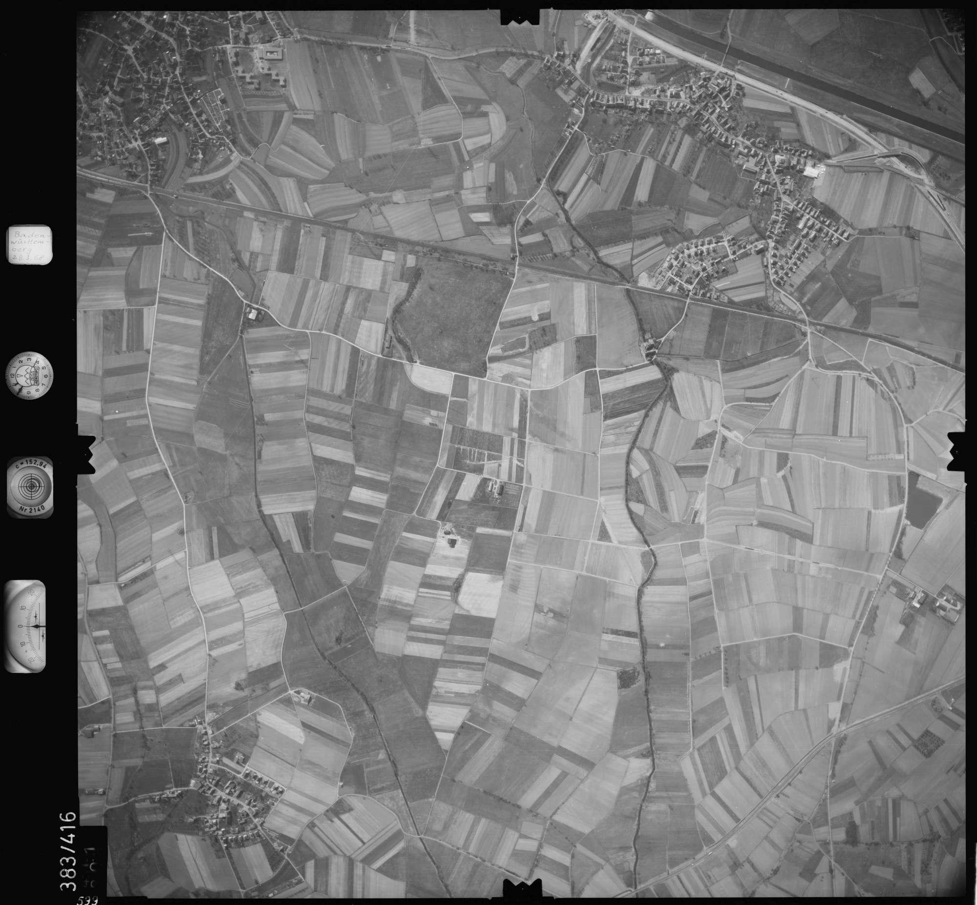 Luftbild: Film 24 Bildnr. 599, Bild 1