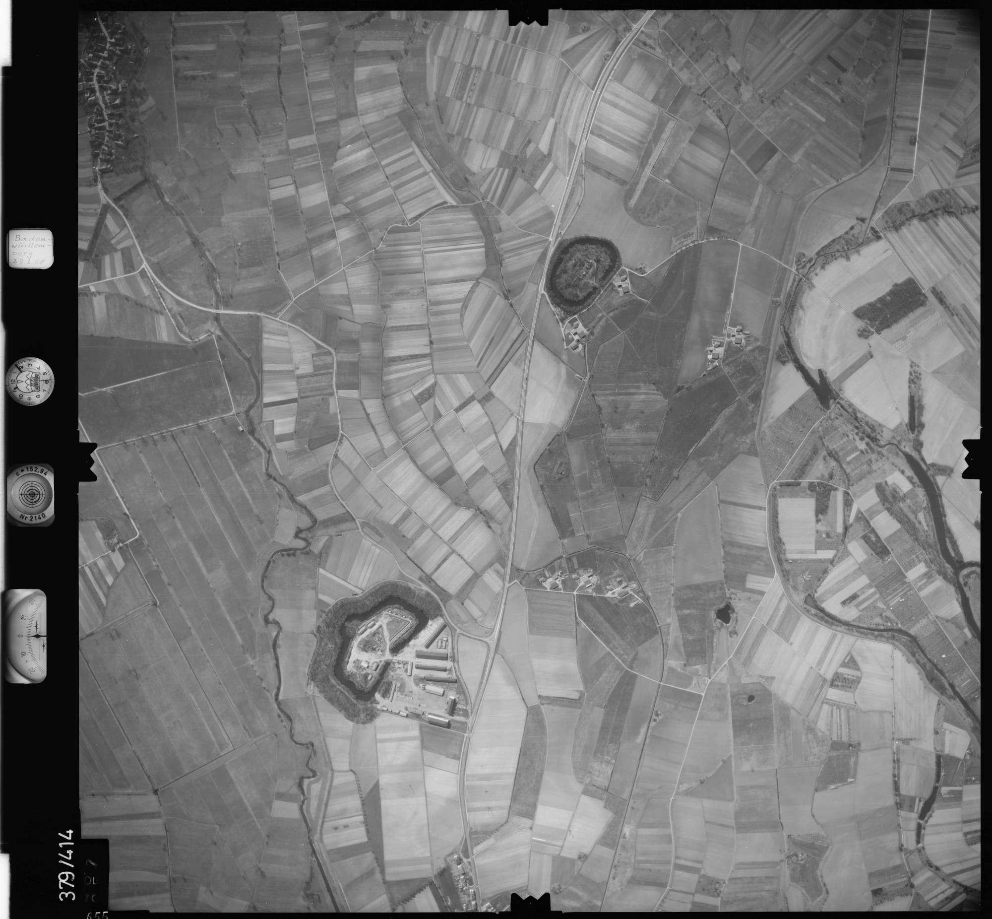 Luftbild: Film 24 Bildnr. 655, Bild 1