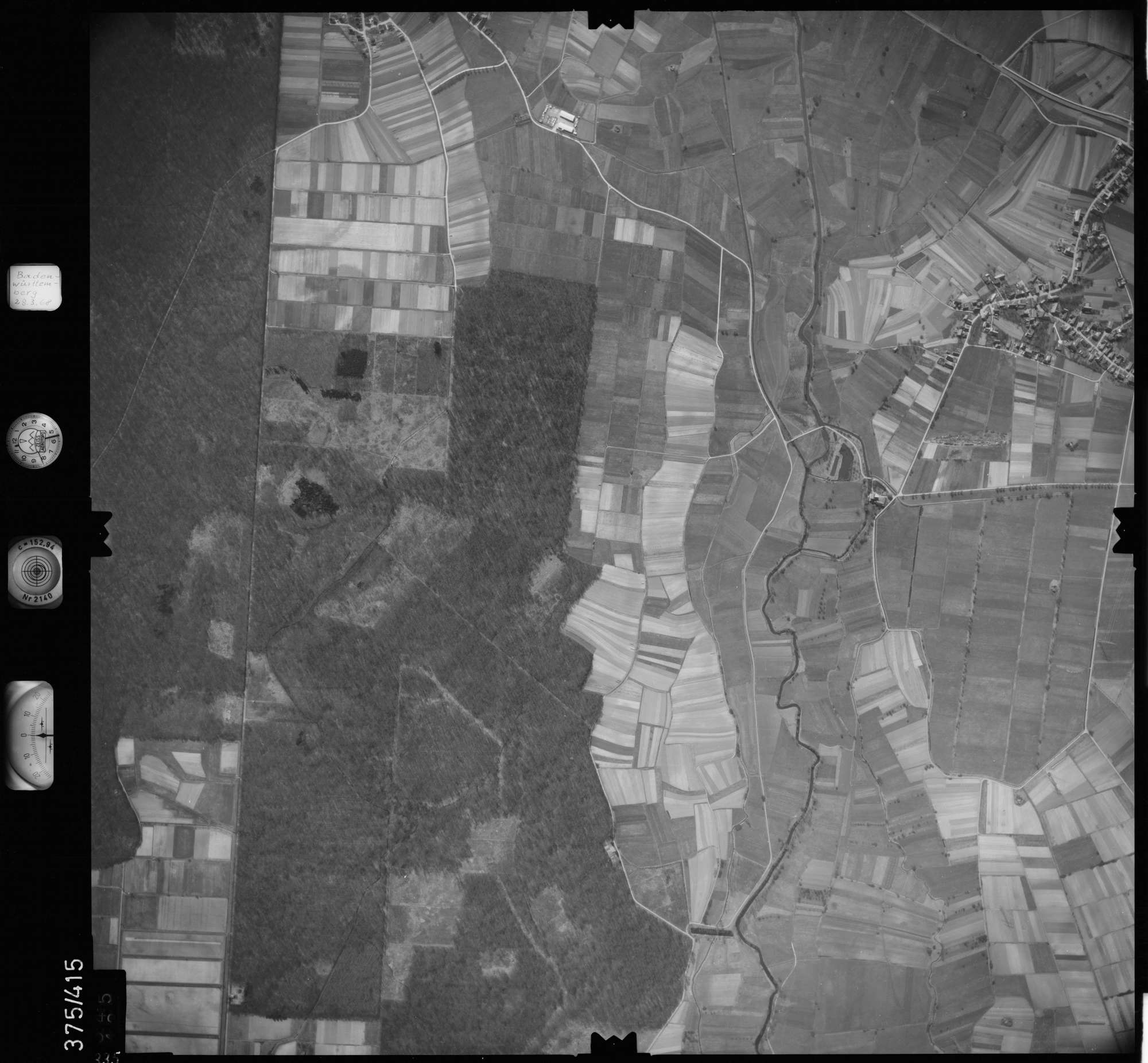 Luftbild: Film 28 Bildnr. 335, Bild 1