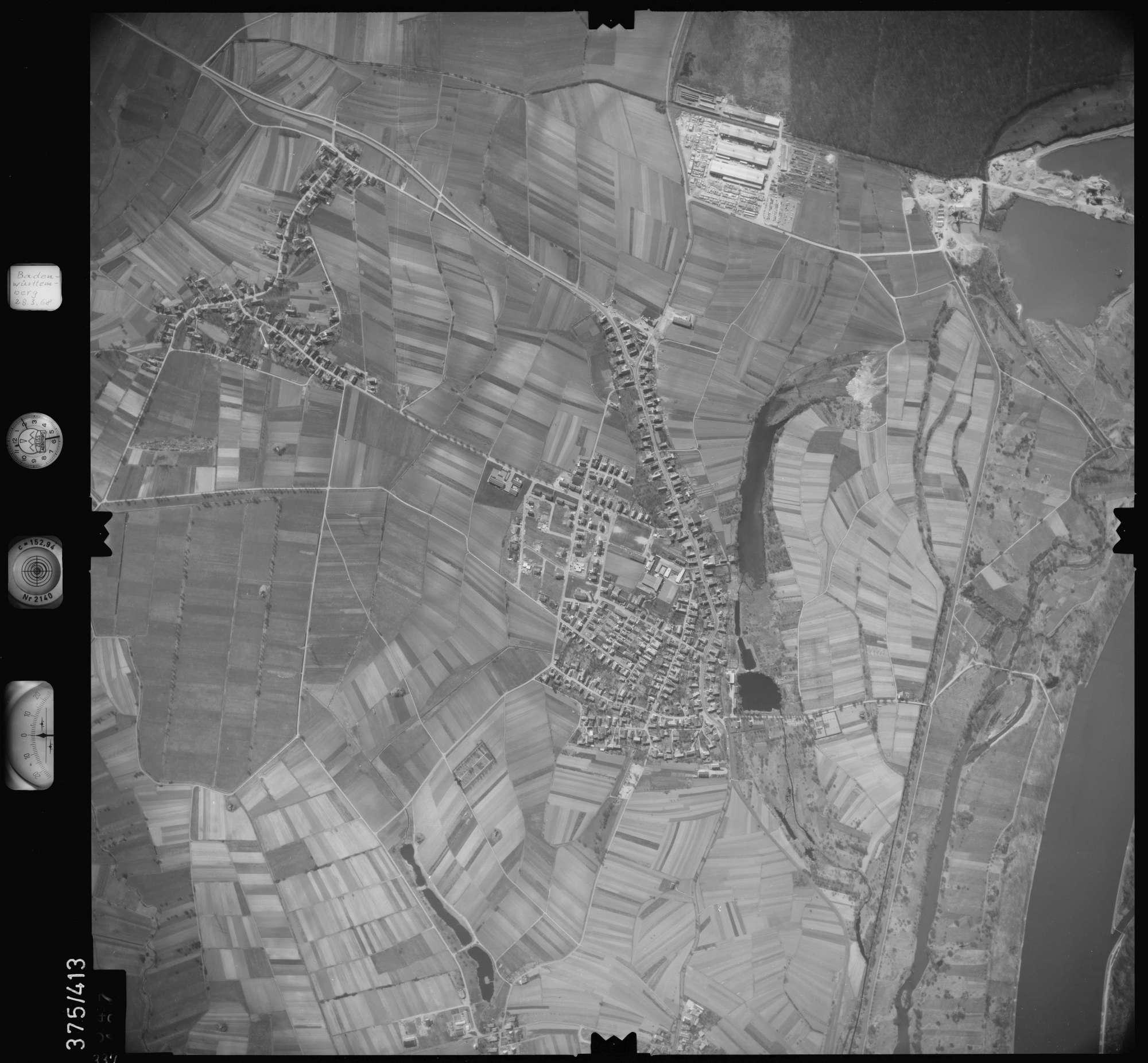 Luftbild: Film 28 Bildnr. 337, Bild 1