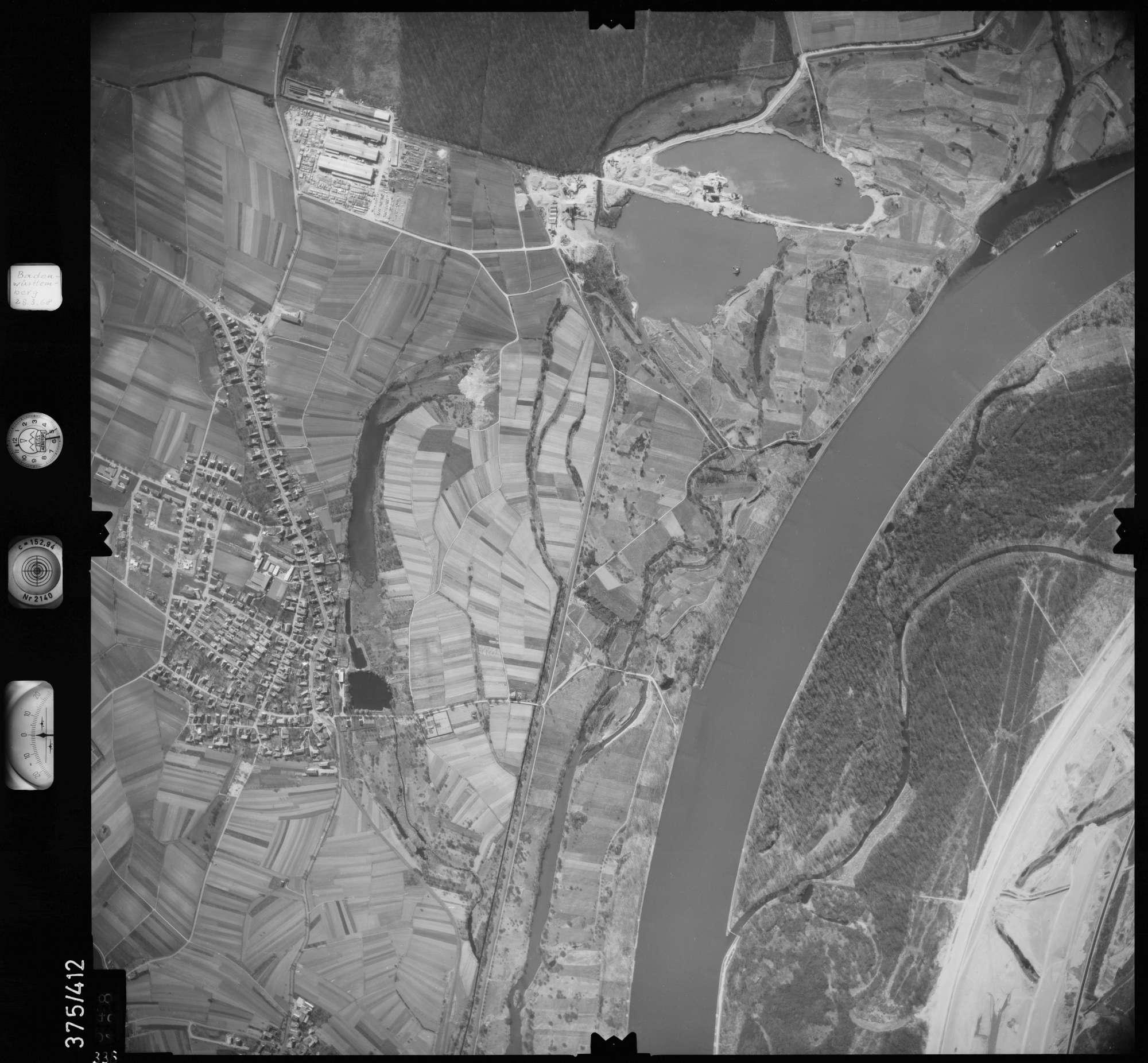 Luftbild: Film 28 Bildnr. 338, Bild 1