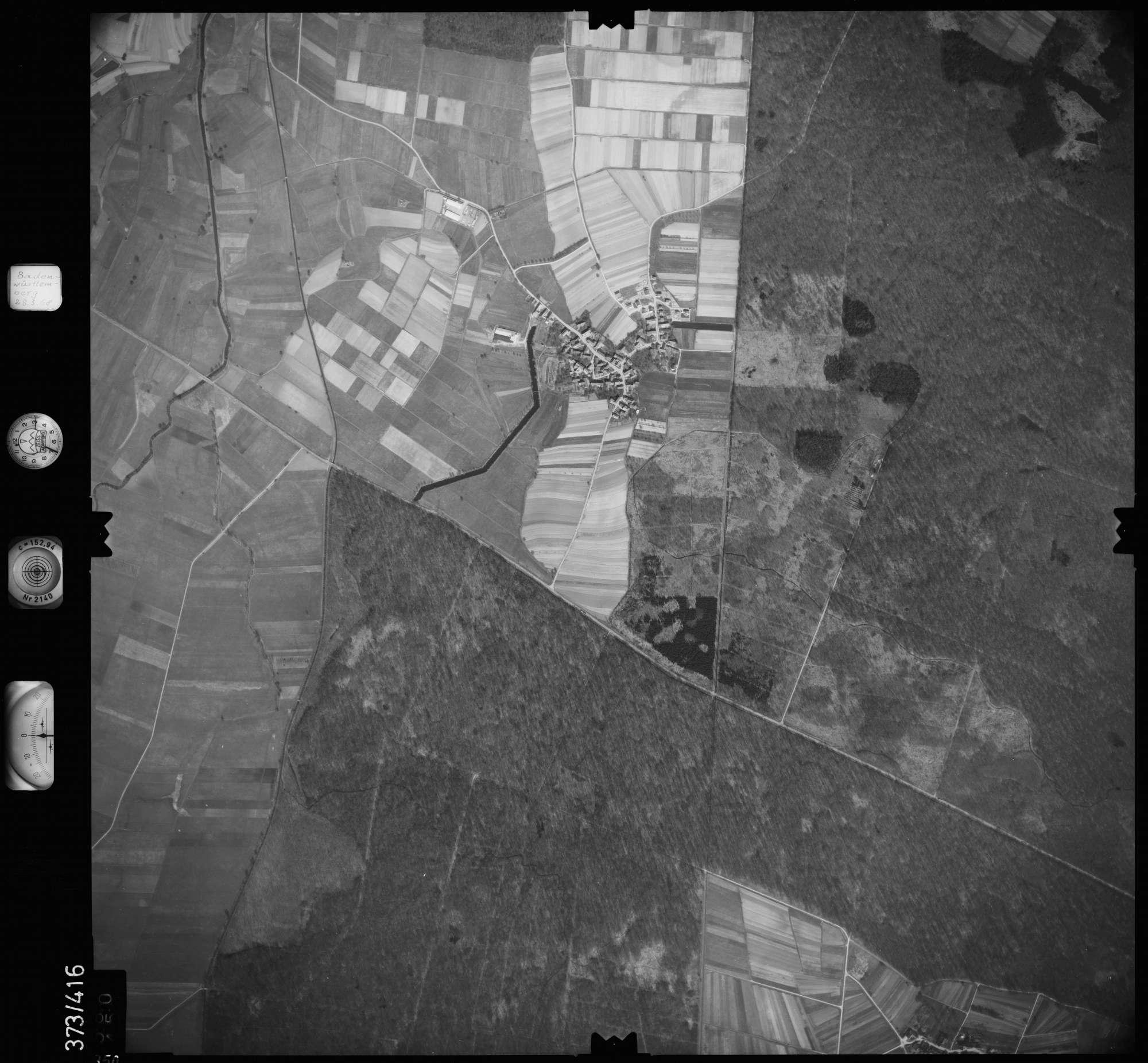 Luftbild: Film 28 Bildnr. 350, Bild 1