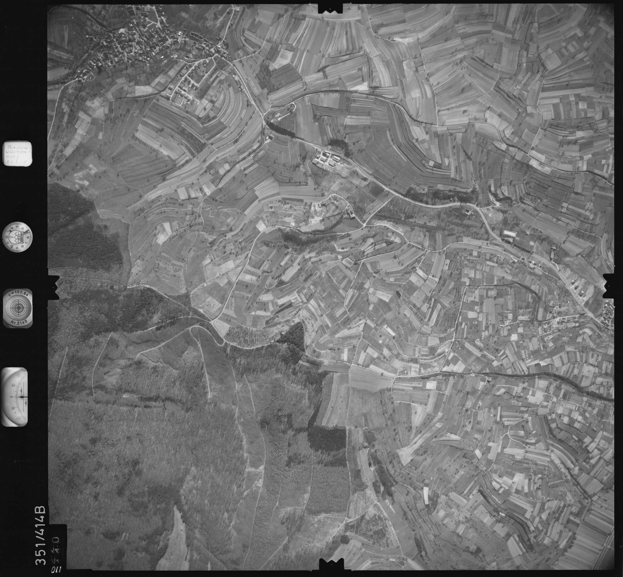 Luftbild: Film 36 Bildnr. 110, Bild 1