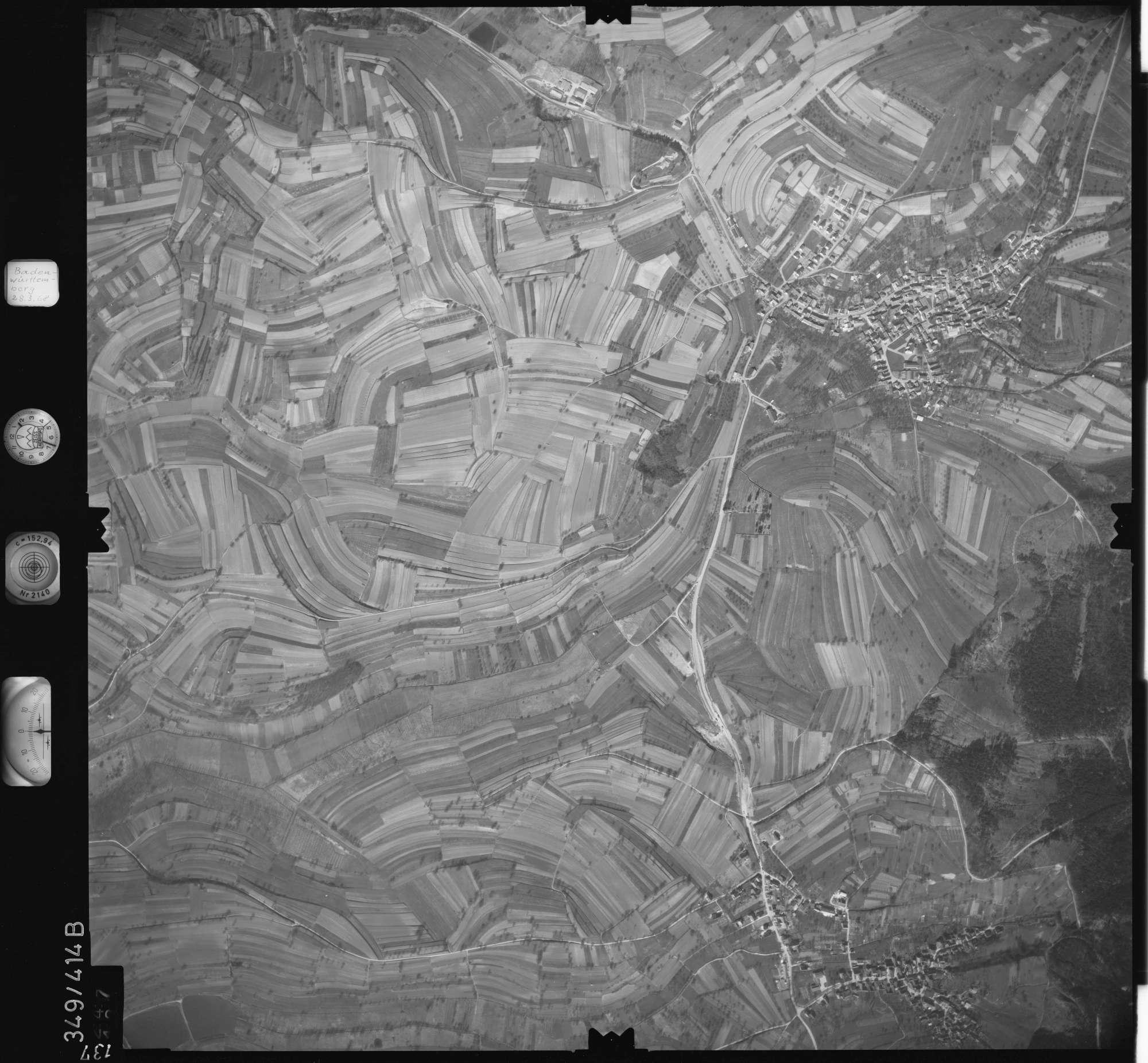Luftbild: Film 36 Bildnr. 137, Bild 1