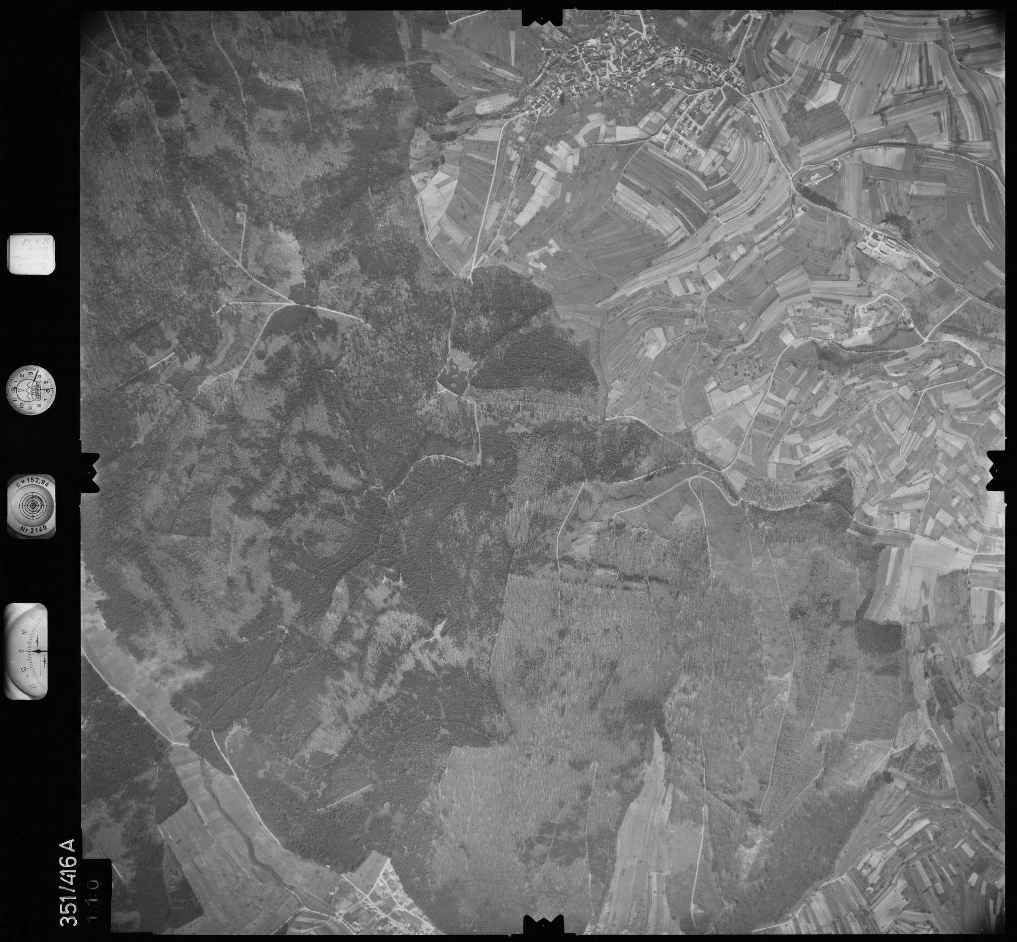 Luftbild: Film 37 Bildnr. 110, Bild 1